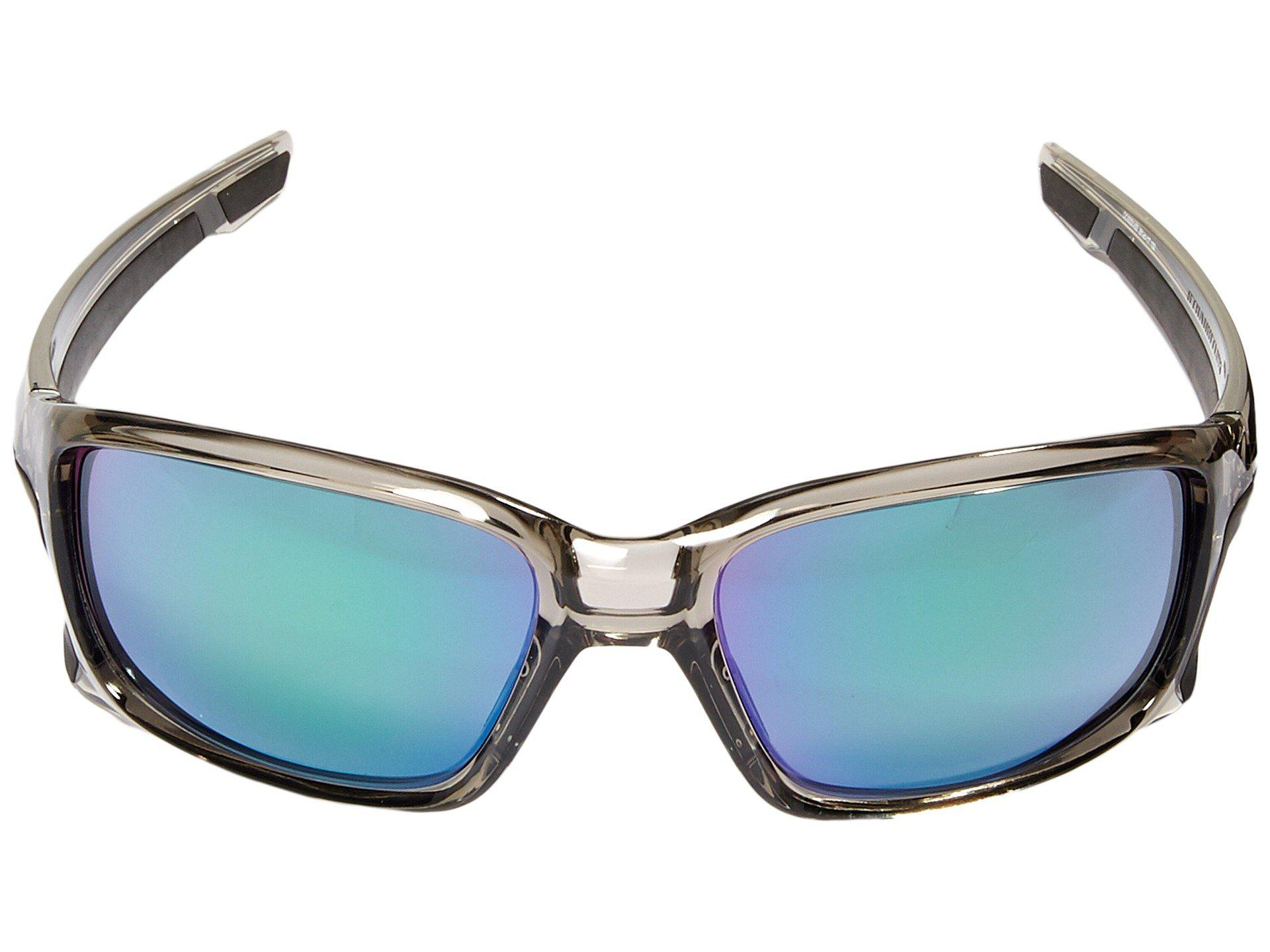 5e2b963896b Oakley - Gray Straightlink (grey Ink jade Iridium) Fashion Sunglasses for  Men -. View fullscreen