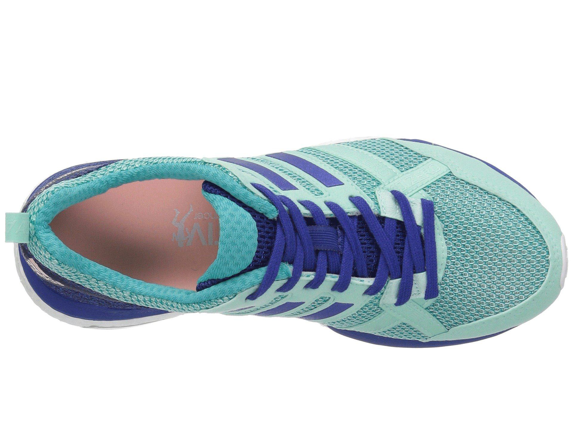 best service 16069 76457 Adidas Originals - Blue Adizero Tempo 9 (grey Tworeal Lilacmystery Ink.  View fullscreen