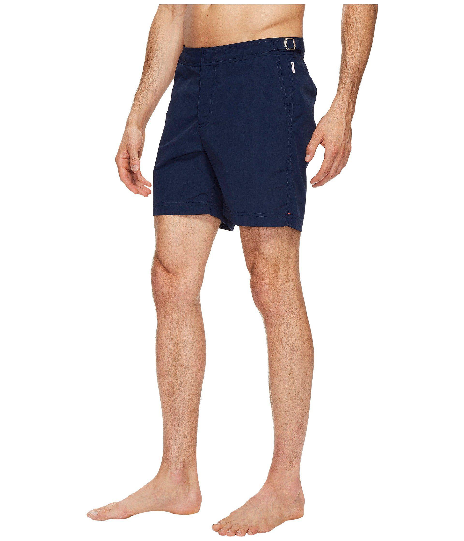 ff9294e251 Lyst - Orlebar Brown Bulldog Swimsuit (navy) Men's Swimwear in Blue for Men