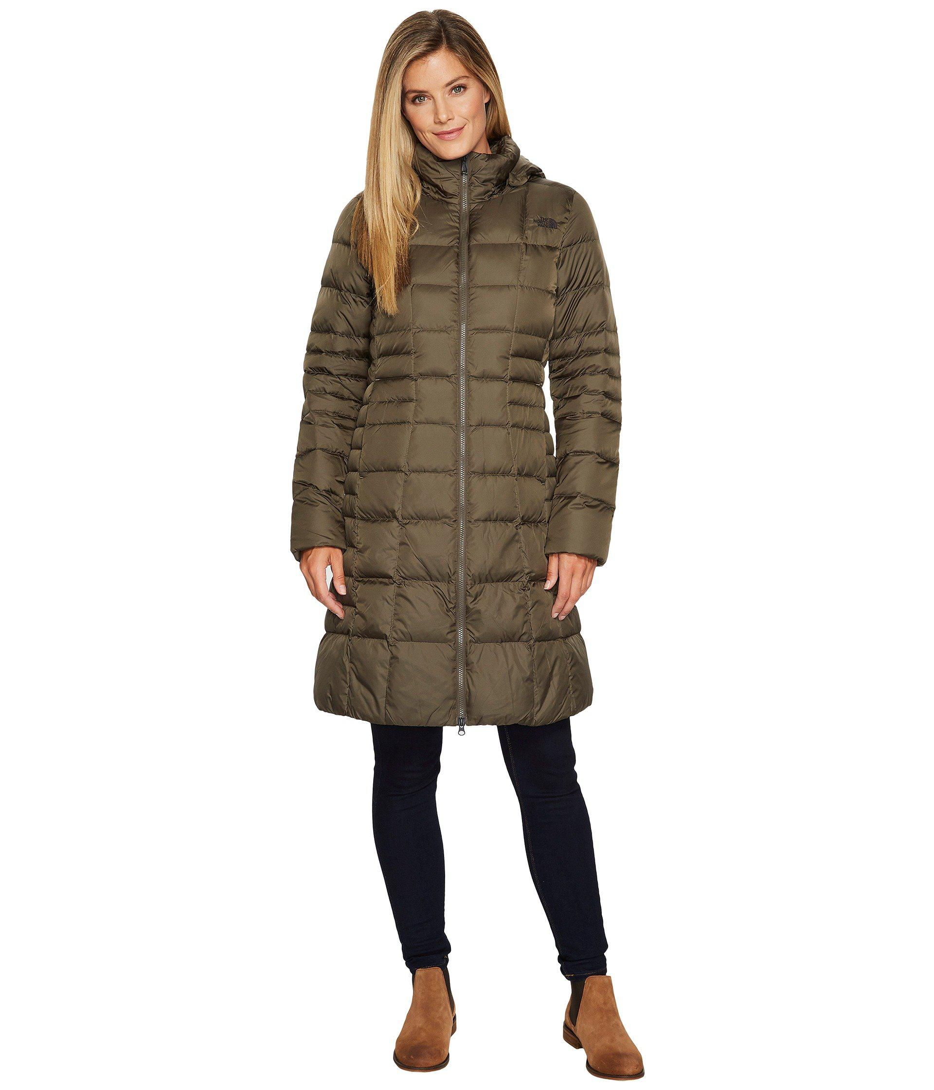 11179f2f89 Lyst - The North Face Metropolis Parka Ii (vintage White) Women s ...