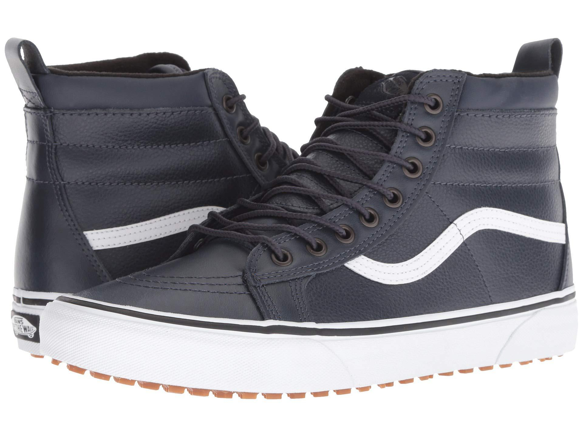 a7f7636f2e Lyst - Vans Sk8-hi Mte ((mte) Suede chocolate Torte) Skate Shoes in ...
