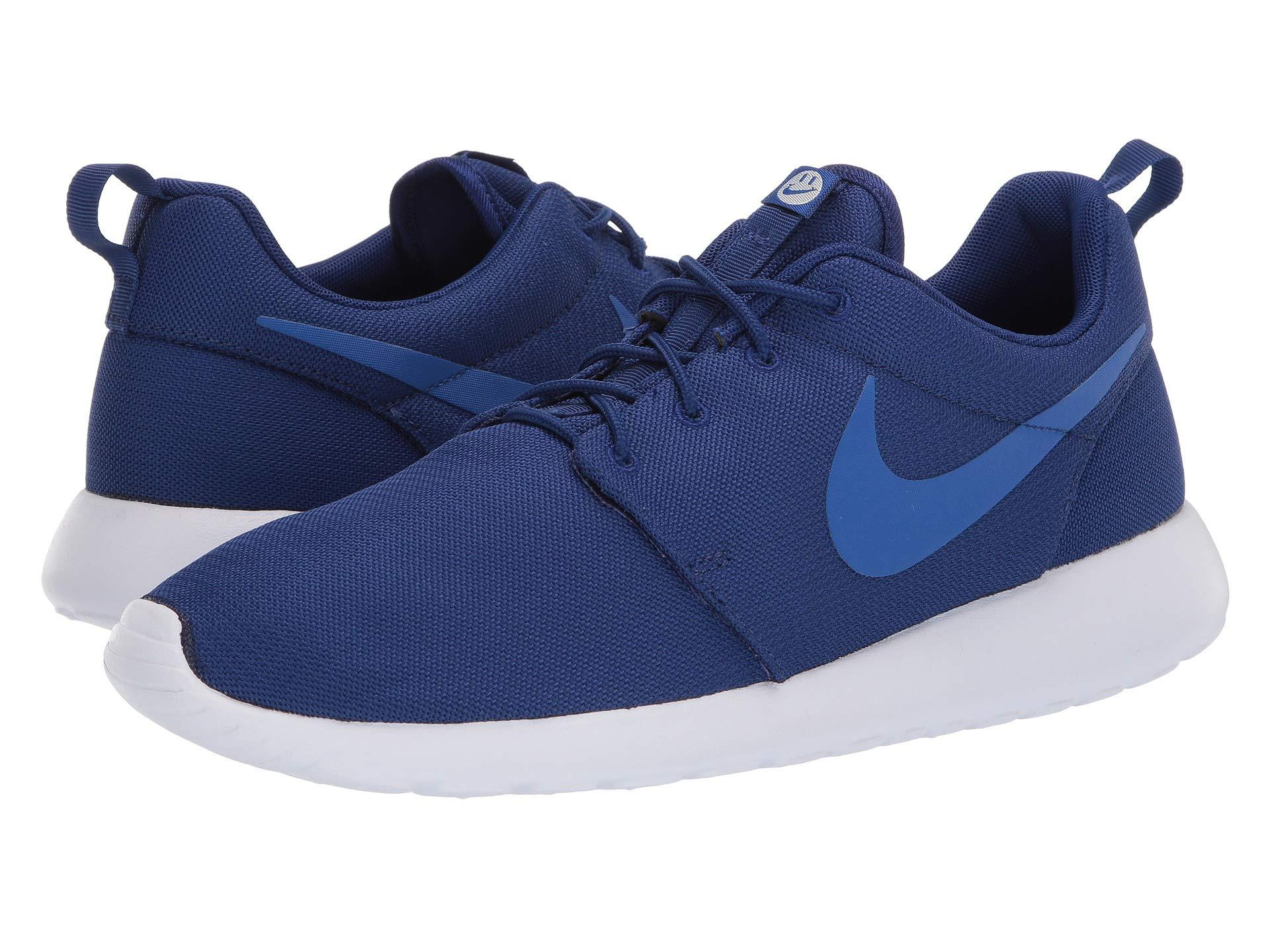 promo code fb116 6a543 Nike. Blue Roshe One (black black) Men s Classic Shoes