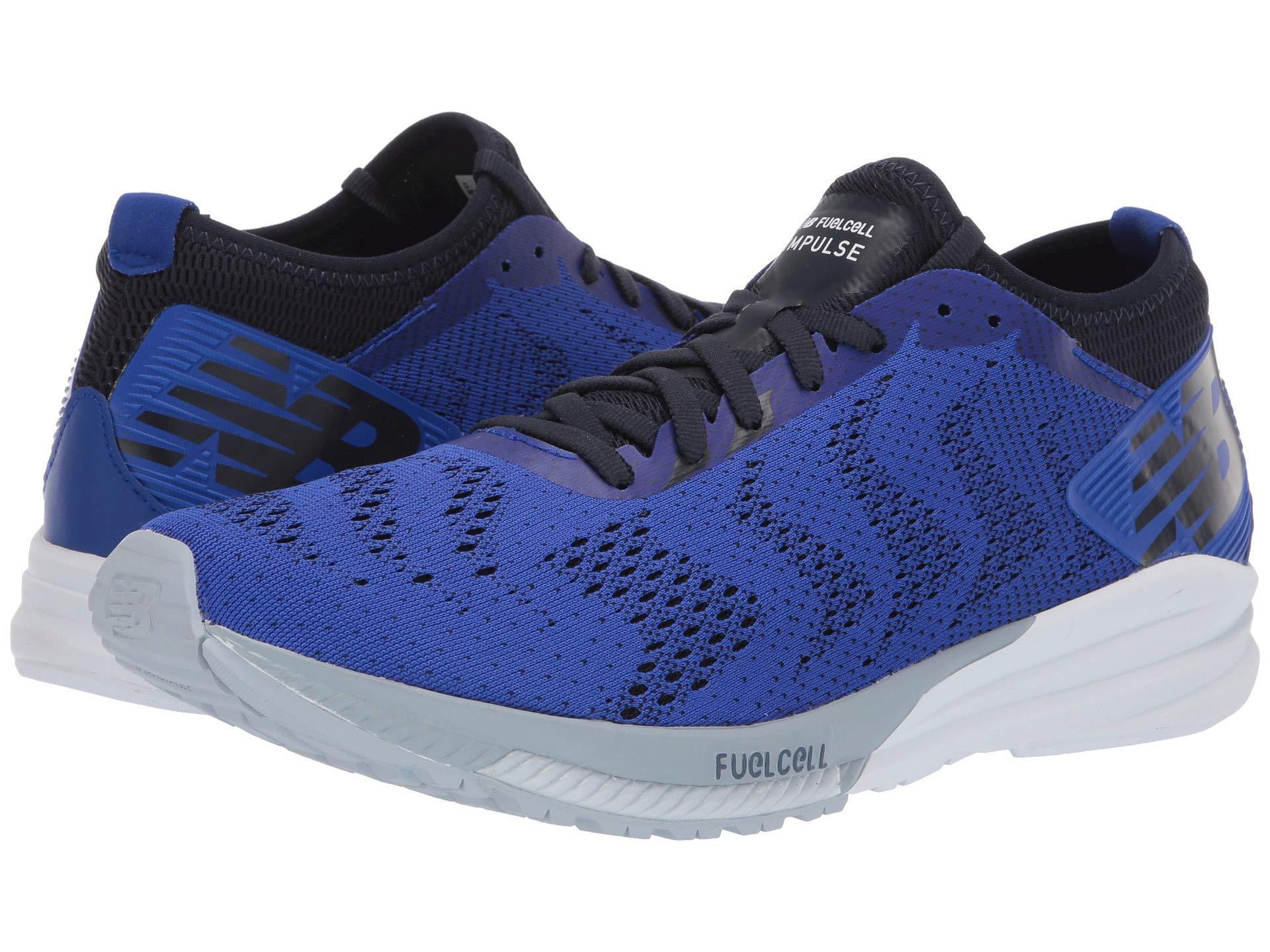 132ea1fc7e4d6 New Balance. Blue Fuelcell Impulse (black/copper) Men's Running Shoes