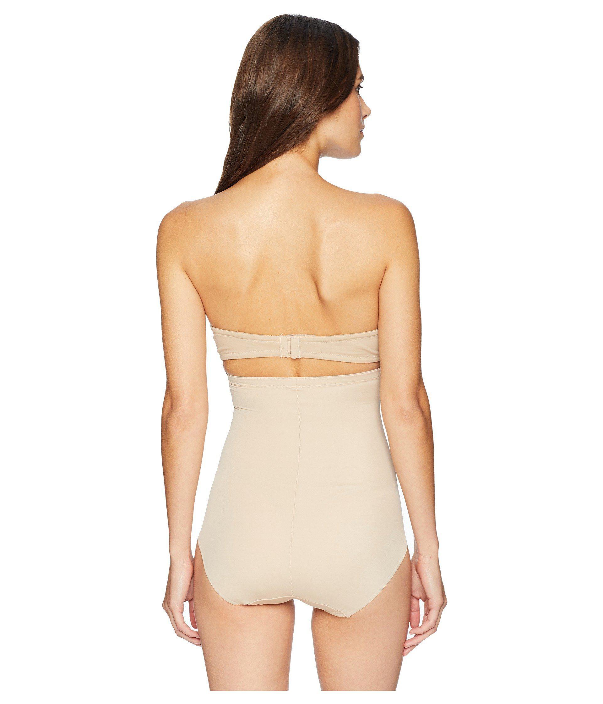 4eb84cd663584 Miraclesuit Tummy Tuck High-waist Brief (black) Women's Underwear in ...