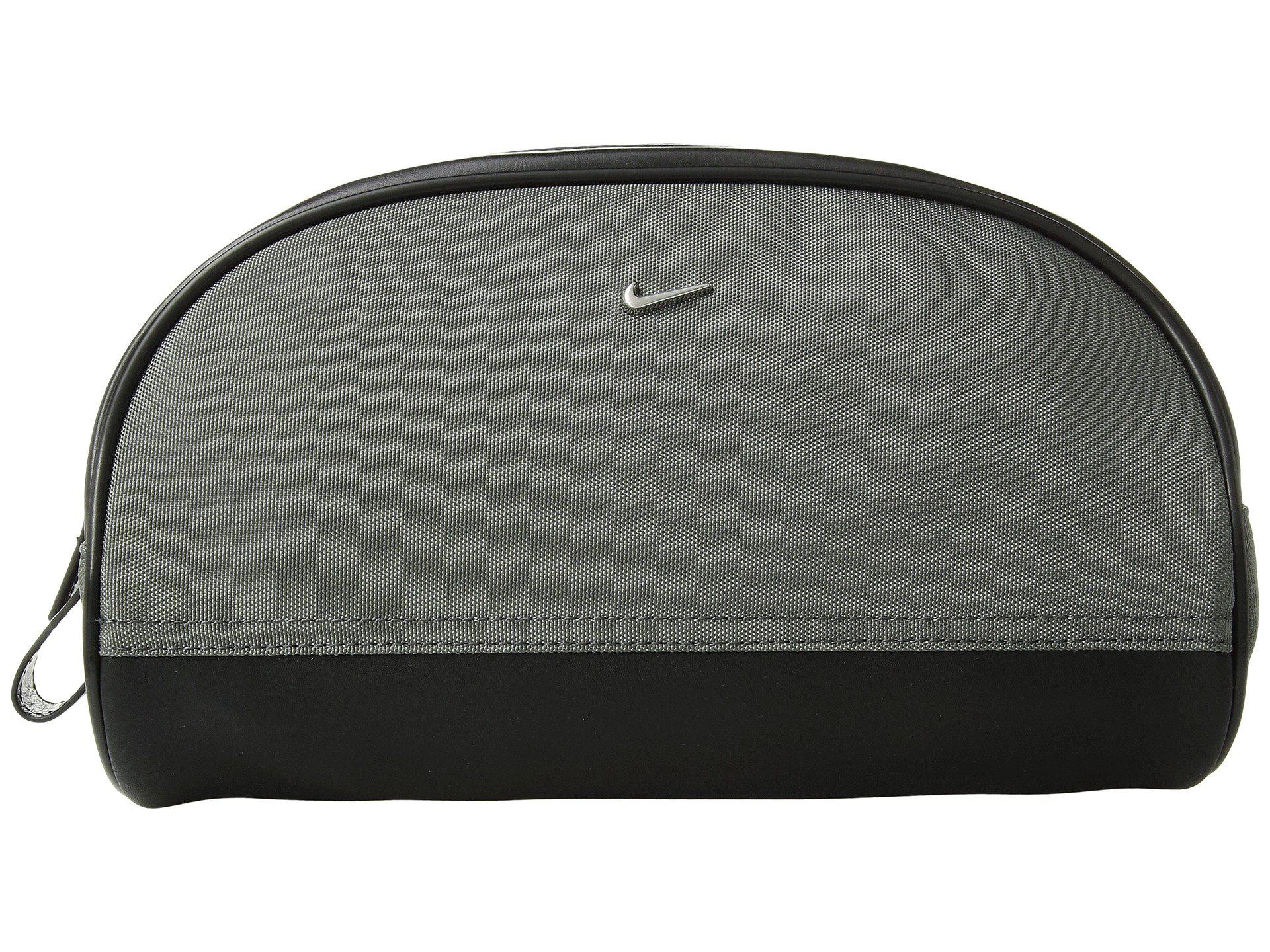 fa6bc6c36f8c Lyst - Nike Ballistic Nylon Travel Kit (grey) Travel Pouch in Gray