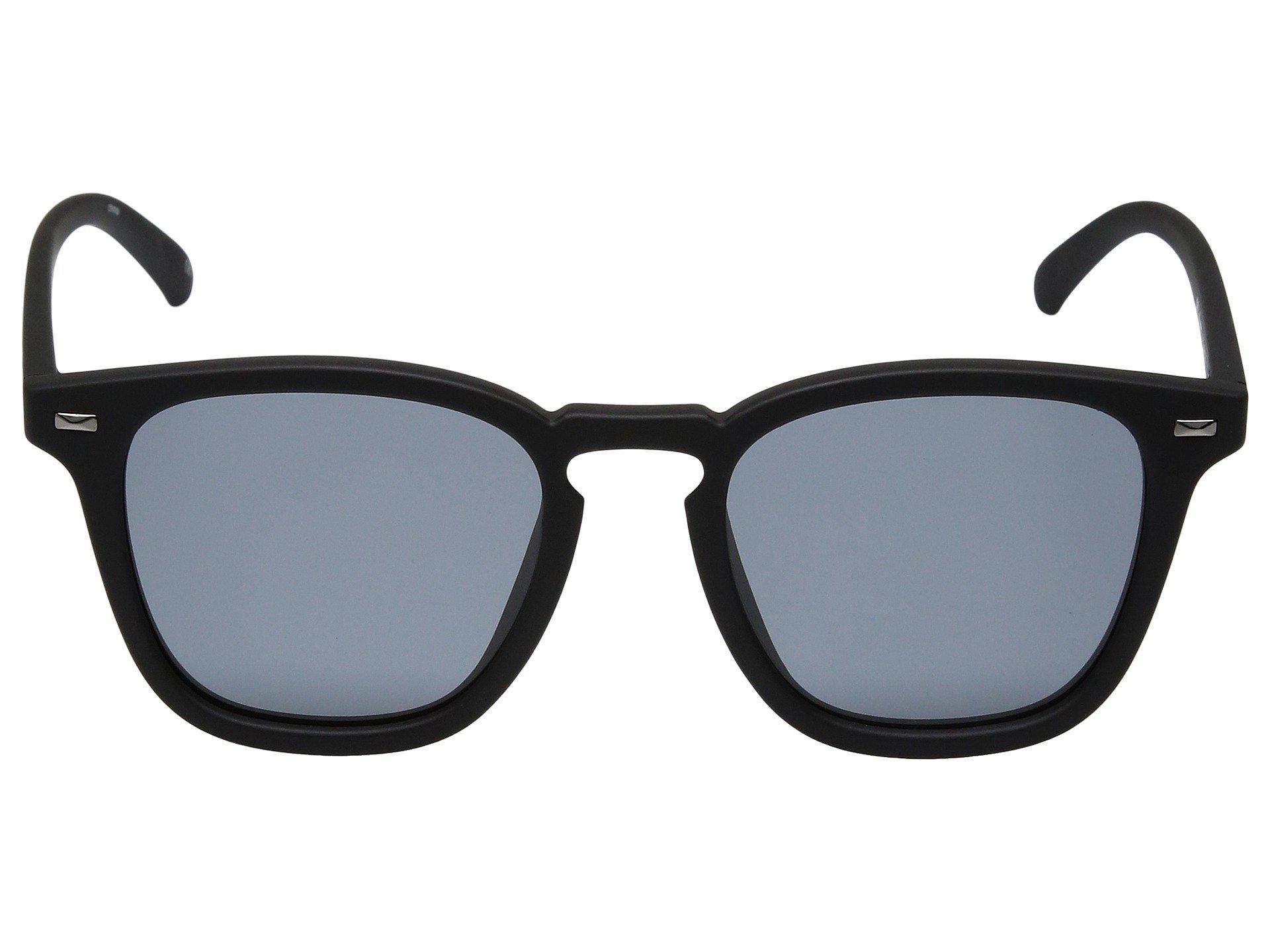 e19071dfaa Le Specs - No Biggie (black Rubber) Fashion Sunglasses for Men - Lyst. View  fullscreen
