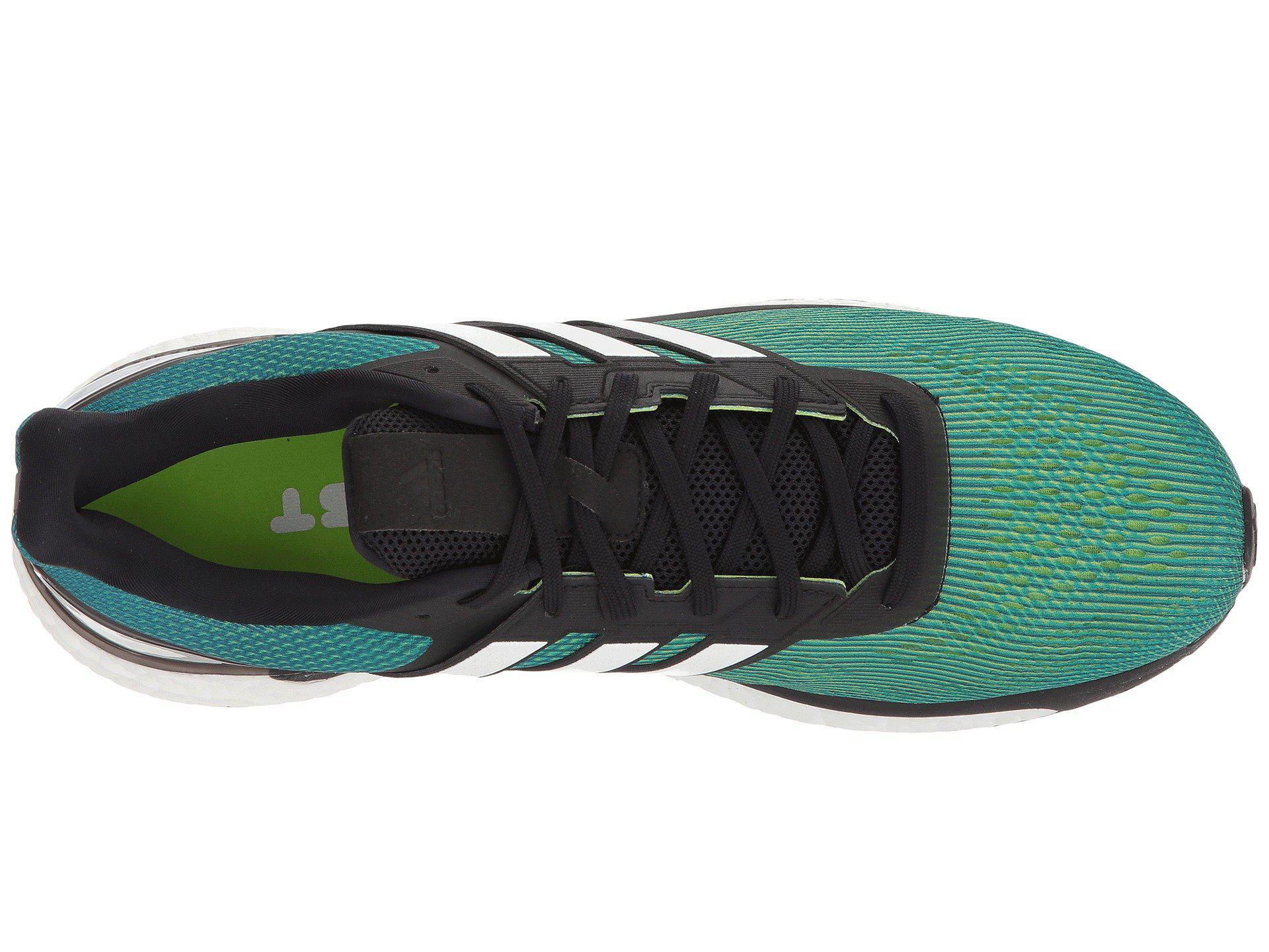 sale retailer 081bf 81685 Lyst - adidas Originals Supernova (solar Slime footwear White hi-res ...