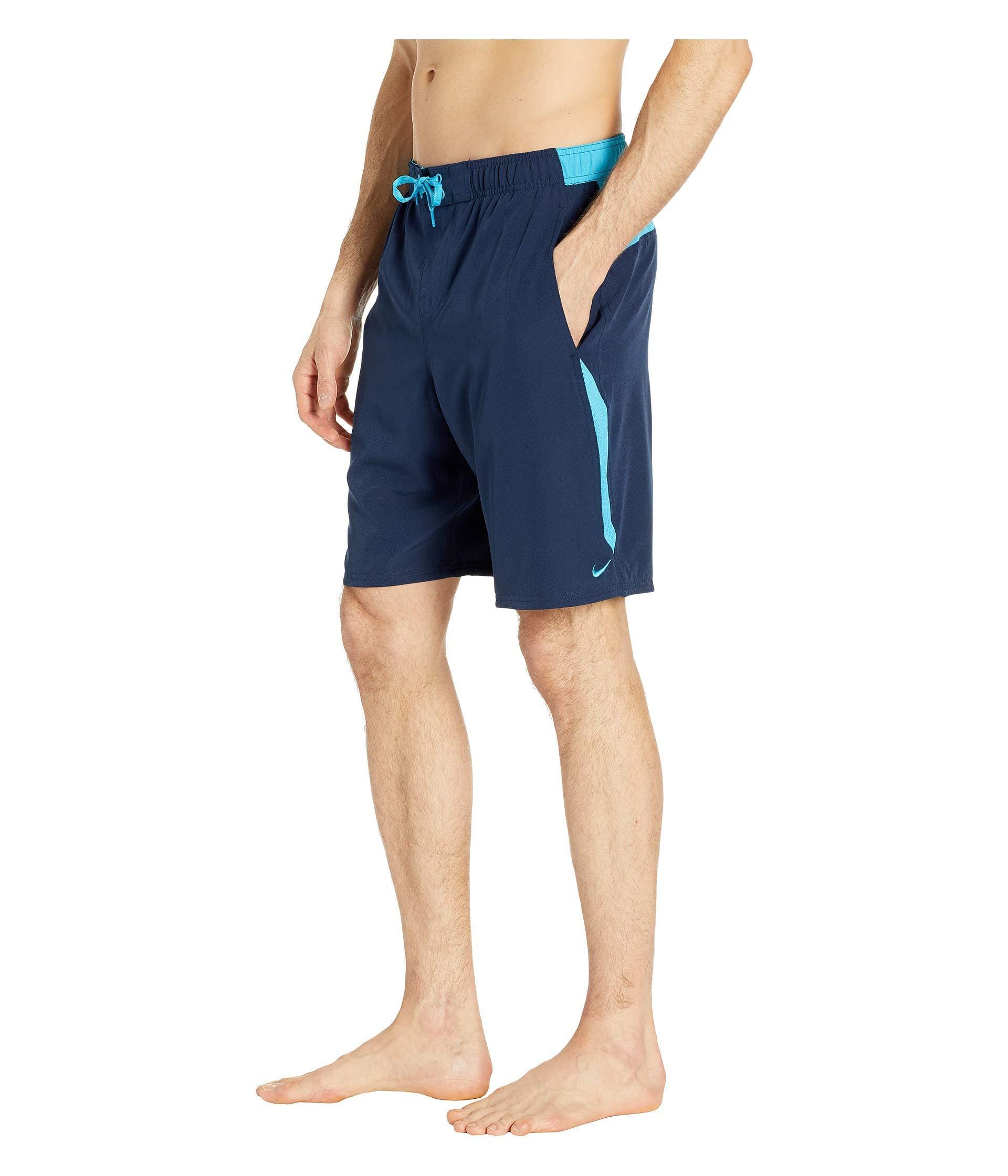 235b93ba04 Nike 9 Contend 2.0 Volley Shorts (hyper Royal) Men's Swimwear in Blue for  Men - Lyst