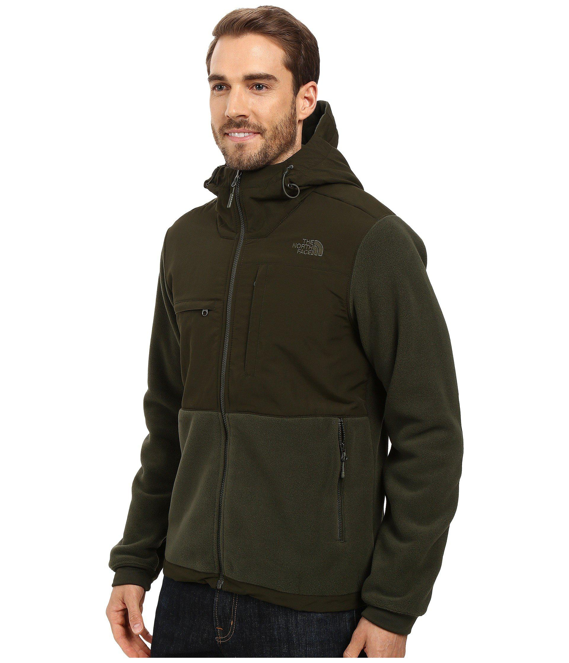 d1874ba416 Lyst - The North Face Denali 2 Hoodie (recycled Tnf Black 1) Men s ...