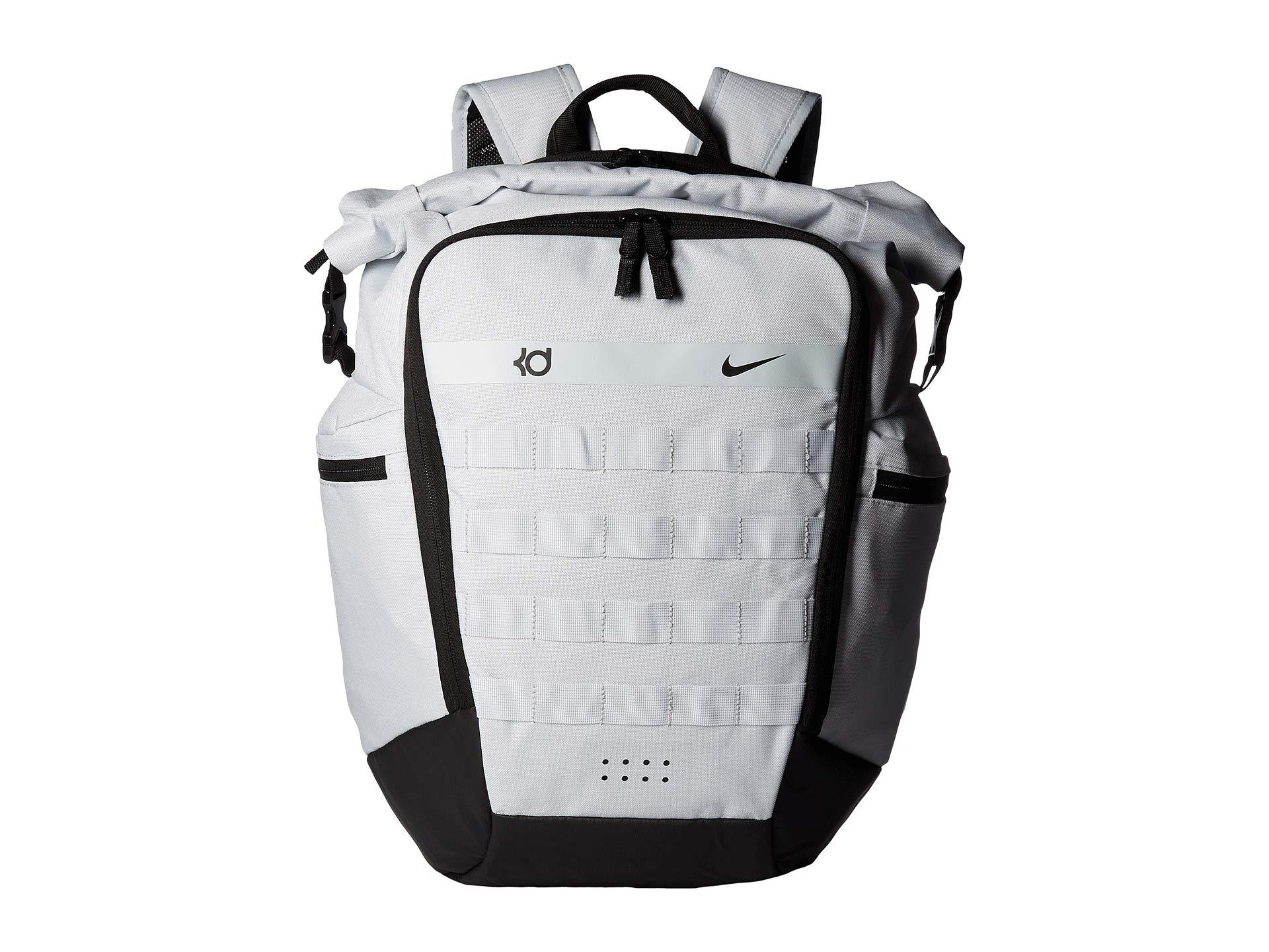 3128e0b10b Lyst - Nike Kd Trey 5 Backpack (pure Platinum black university Red ...
