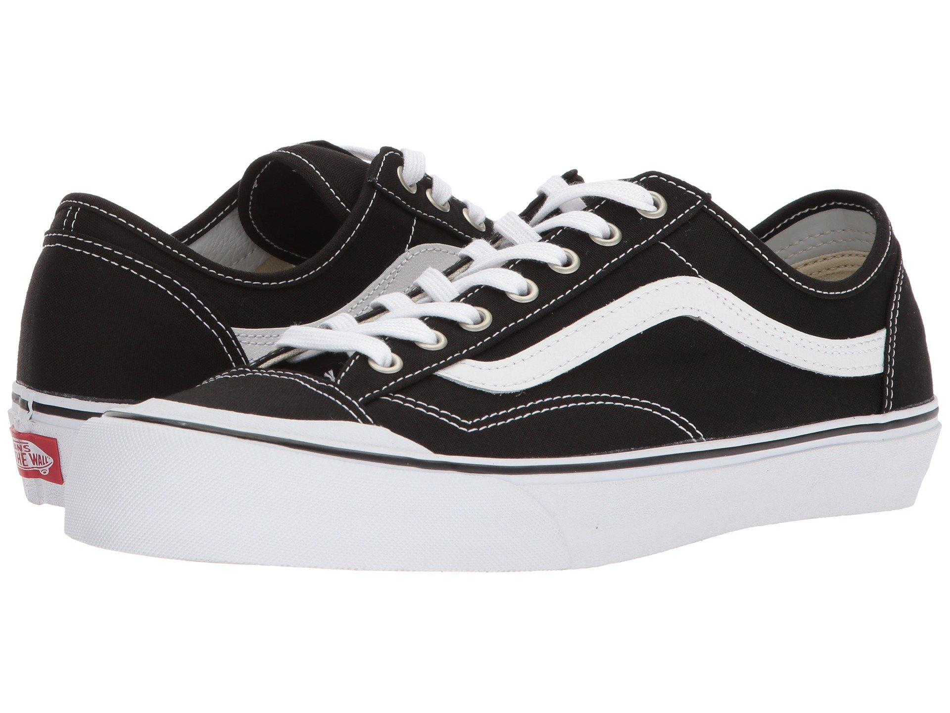 55e01cbbbc7 Lyst - Vans Style 36 Decon Sf (black white) Men s Skate Shoes in ...