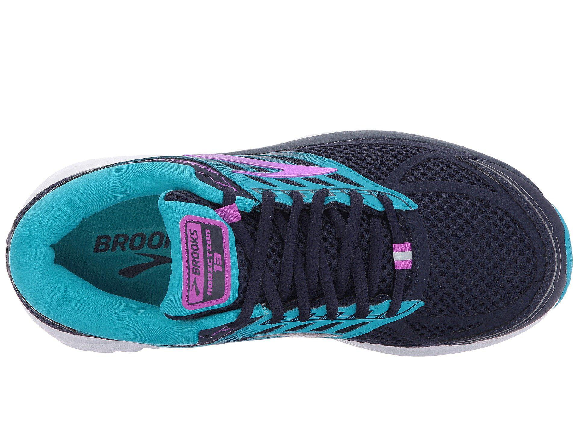 cbd38e650854b Brooks - Blue Addiction 13 (black pink grey) Women s Running Shoes -. View  fullscreen