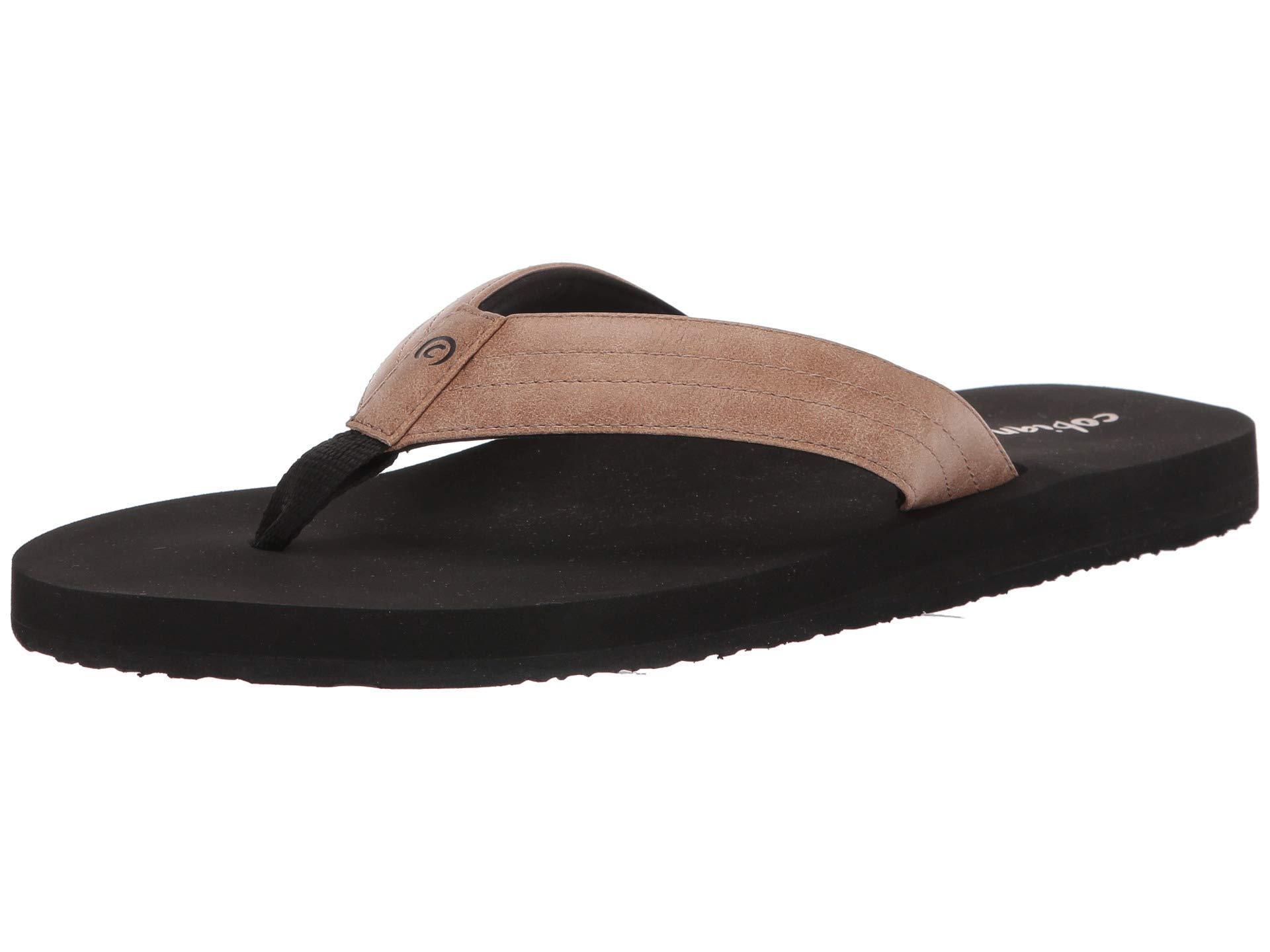dcbb801bb Lyst - Cobian Costa (cement) Men s Sandals in Black for Men