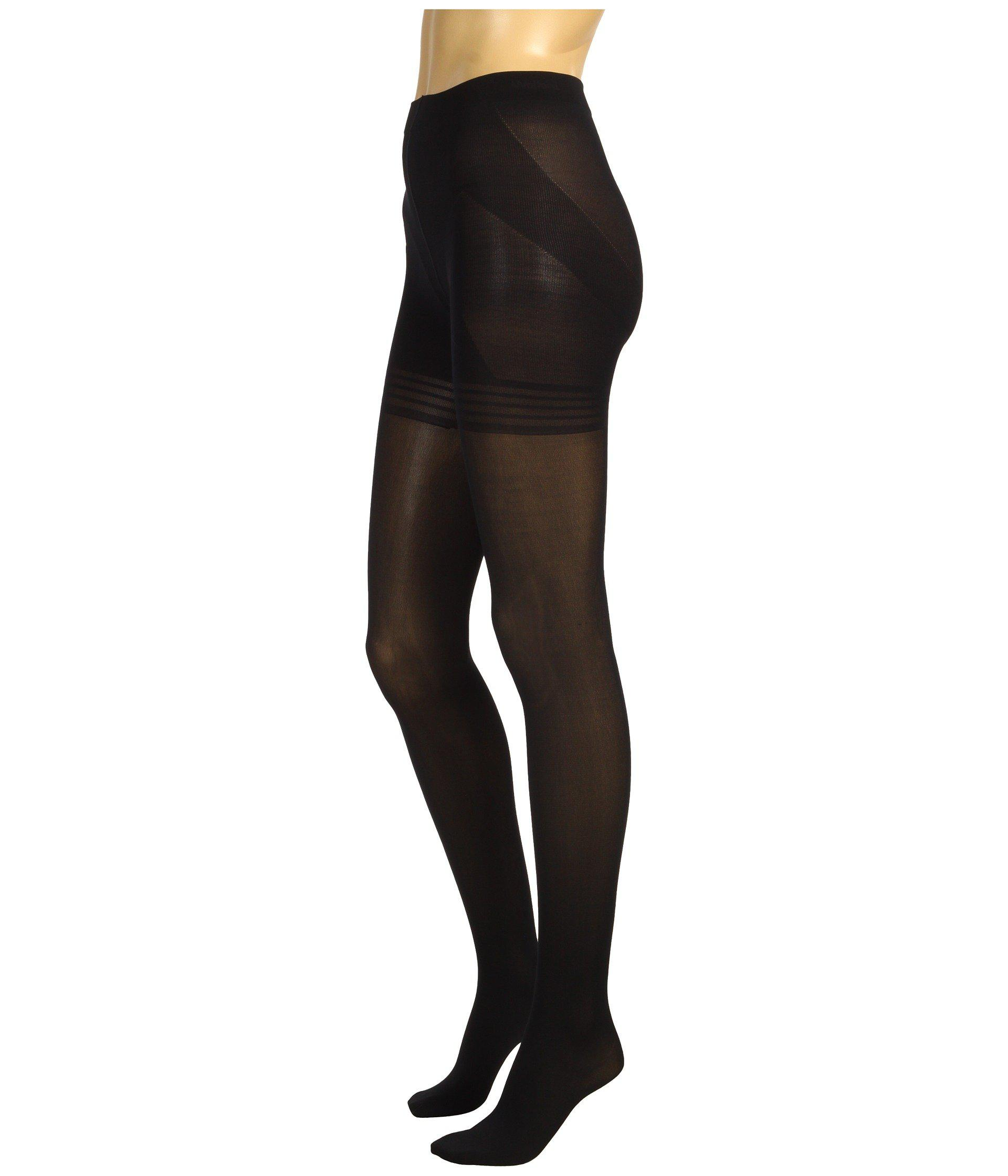 f6ce7c13a1 Lyst - Wolford Power Shape 50 Control Top Tights (black) Control Top Hose  in Black