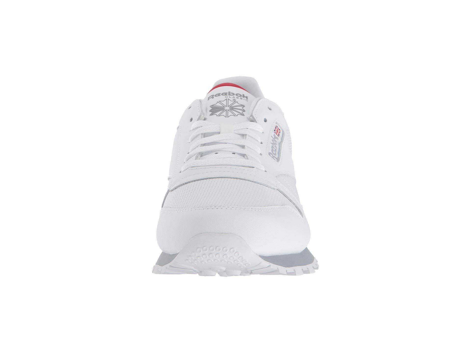 23e76803f178c Lyst - Reebok Classic Leather Sneaker in White for Men