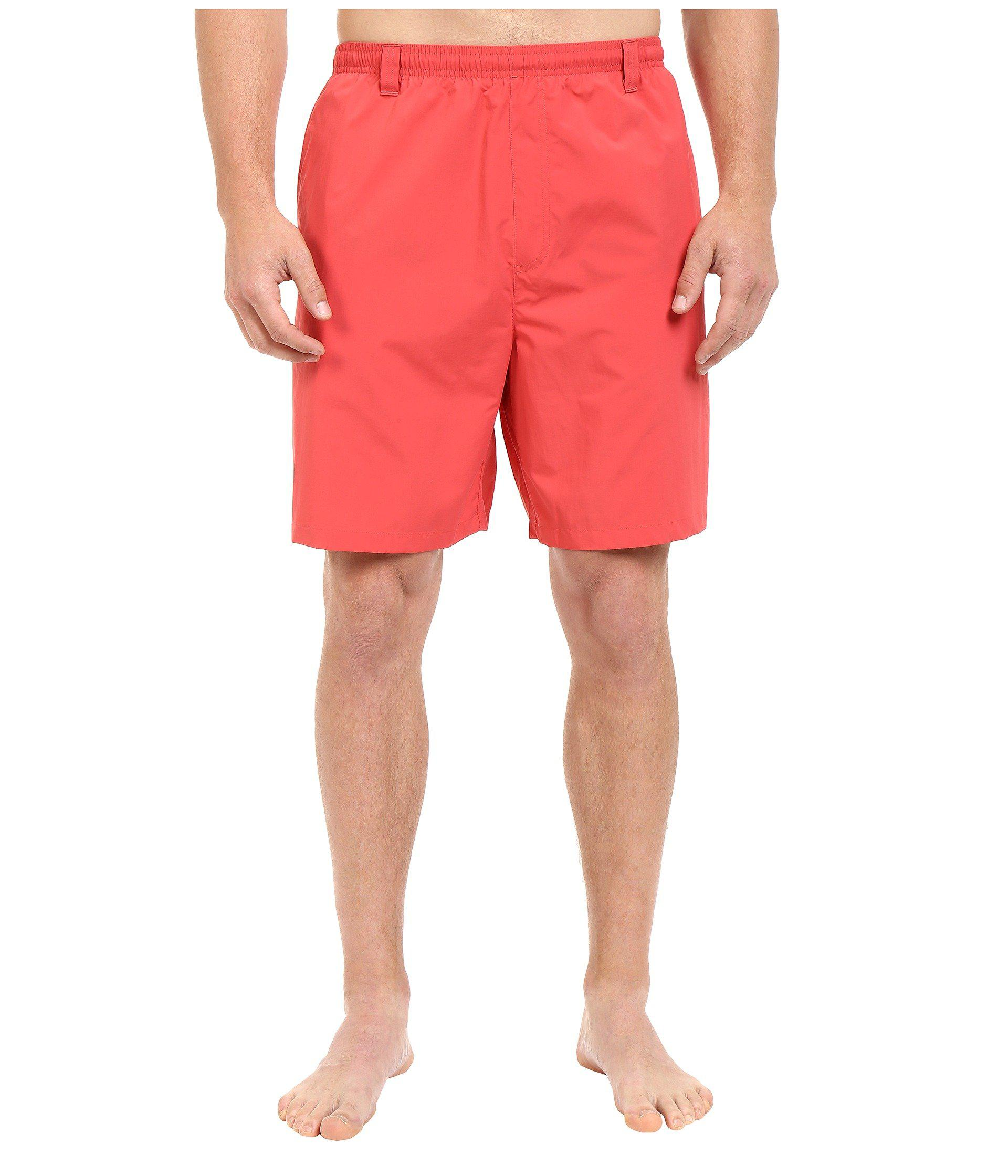 8bbd94f88f Columbia. Red Big Tall Backcast Iiitm Water Trunk (cool Grey) Men's Swimwear