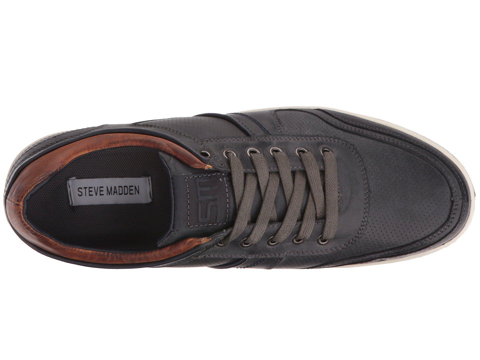 ac232c33e5a Steve Madden - Gray Cantor Fashion Sneaker for Men - Lyst. View fullscreen
