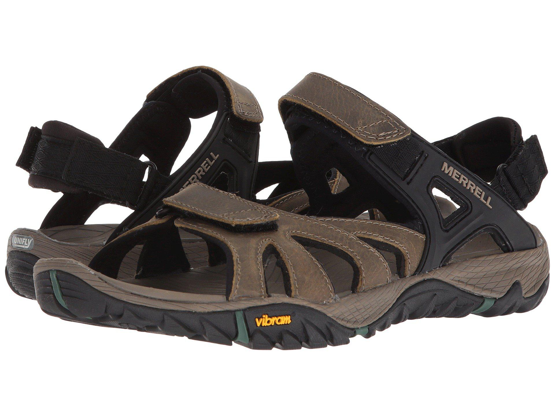 2f9a7a706045 Lyst - Merrell All Out Blaze Sieve Convert (stucco) Men s Shoes for Men
