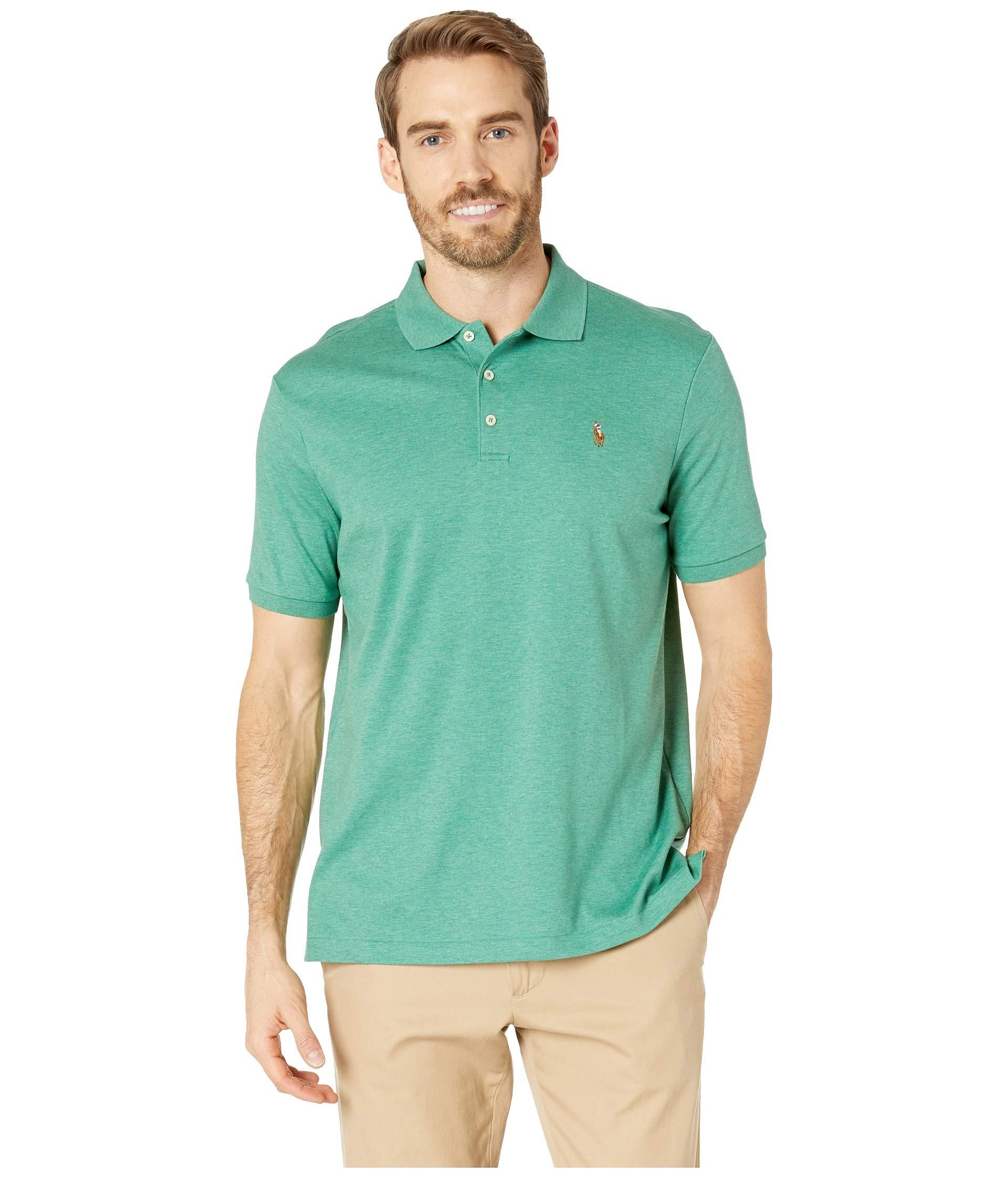 6cec7c120 Polo Ralph Lauren Classic Fit Polo (cactus Flower) Men's Clothing in ...