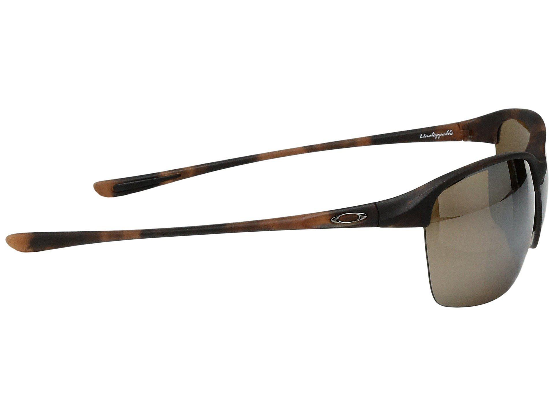0588d1db56b Oakley - Unstoppable (matte Brown Tortoise W  Prizm Deep Polarized) Fashion  Sunglasses -. View fullscreen