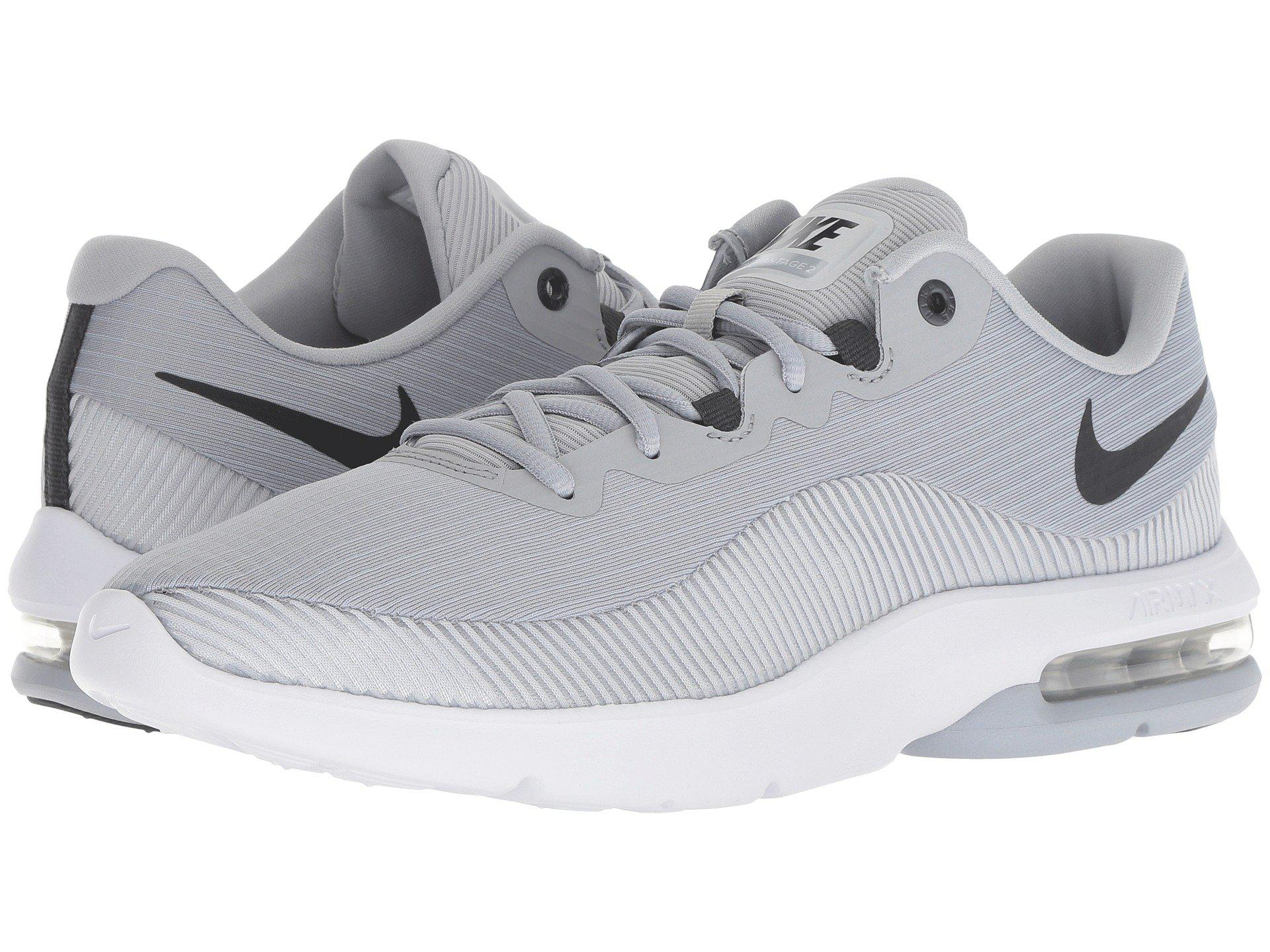 huge discount 60ab6 516b7 Nike. Gray Air Max Advantage ...