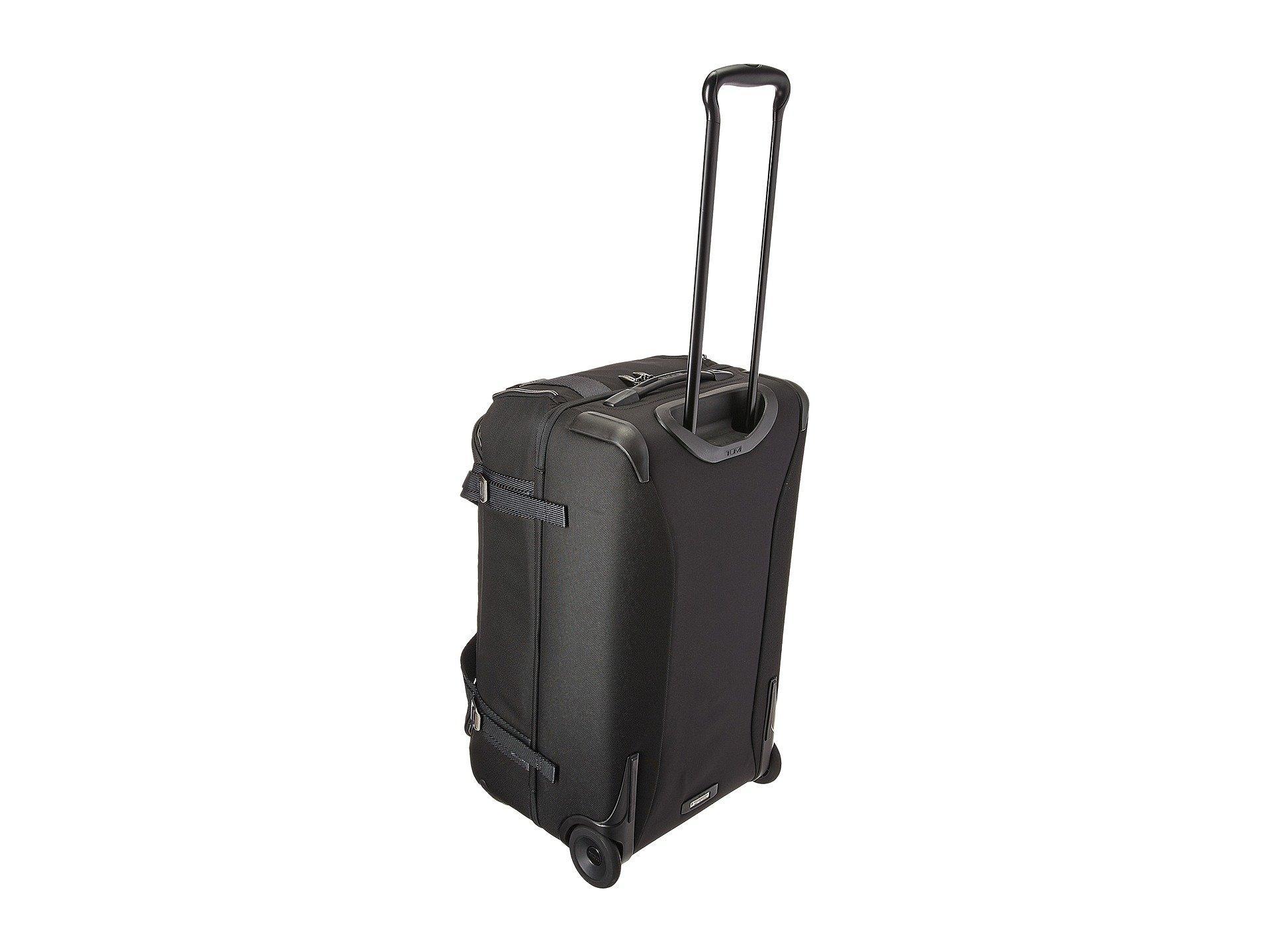 eb59c29f1 Tumi - Black Merge Wheeled Duffel Packing Case - Lyst. View fullscreen