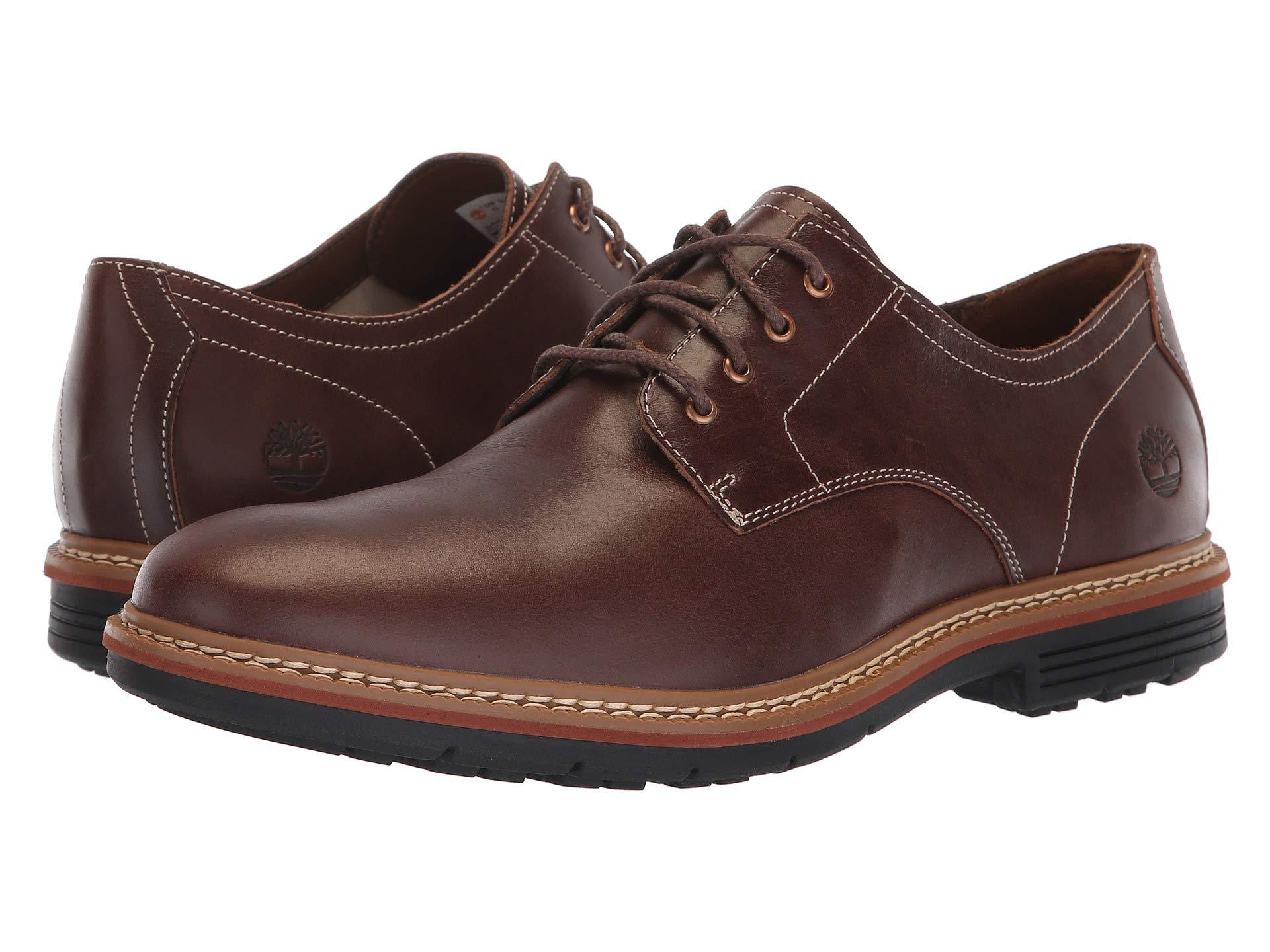 Timberland. Brown Naples Trail Oxford (potting Soil Full Grain) Men s Lace  Up Casual Shoes 94b5e064b3f