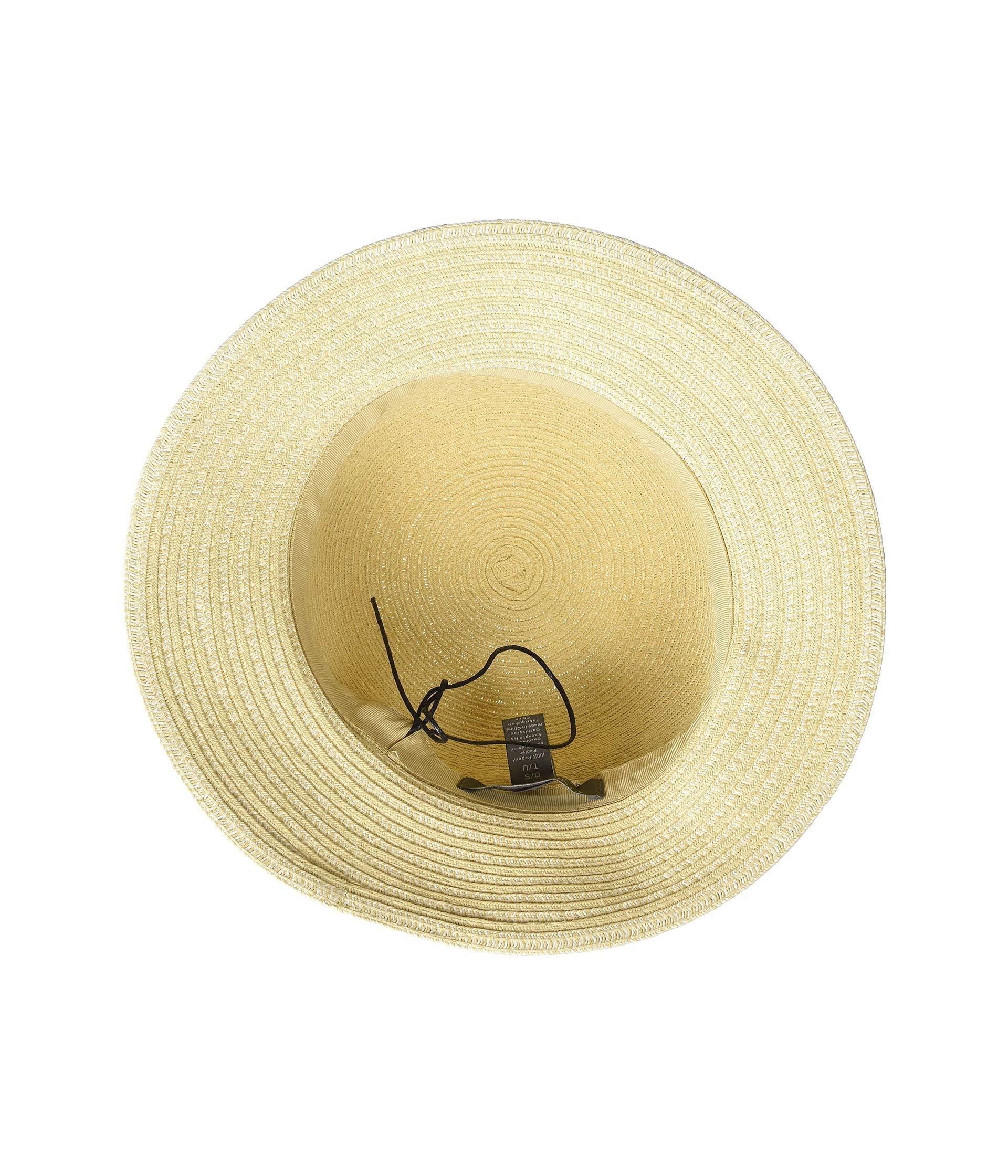 d8a17b877 Lyst - Vince Camuto Stripe Grosgrain Cloche (shell) Caps