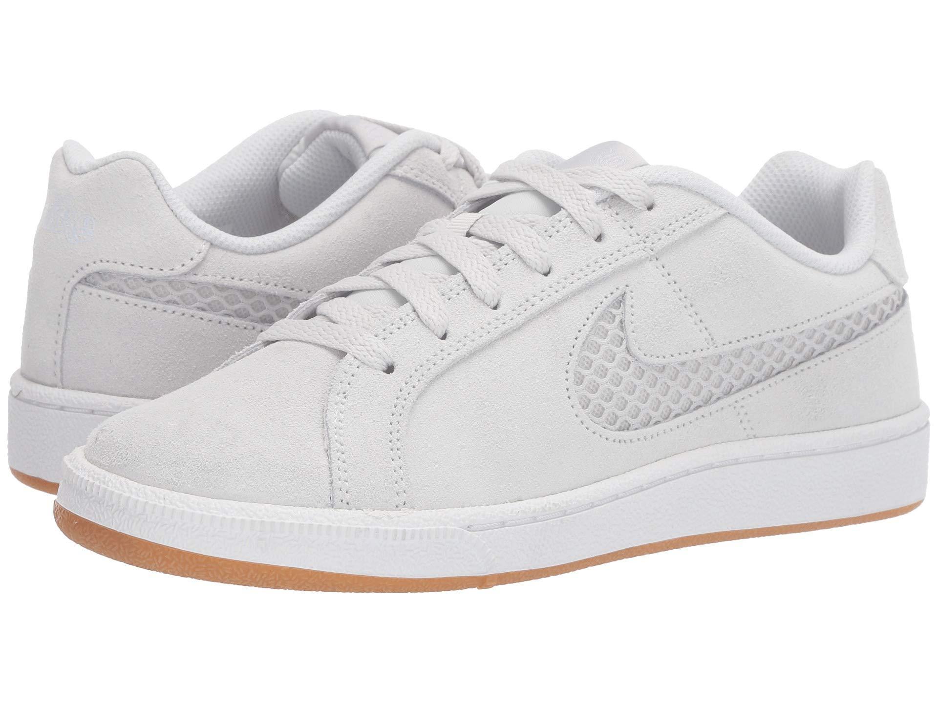 Lyst - Nike Court Royale Suede (gunsmoke gunsmoke phantom) Women s Shoes 2e6ae23657