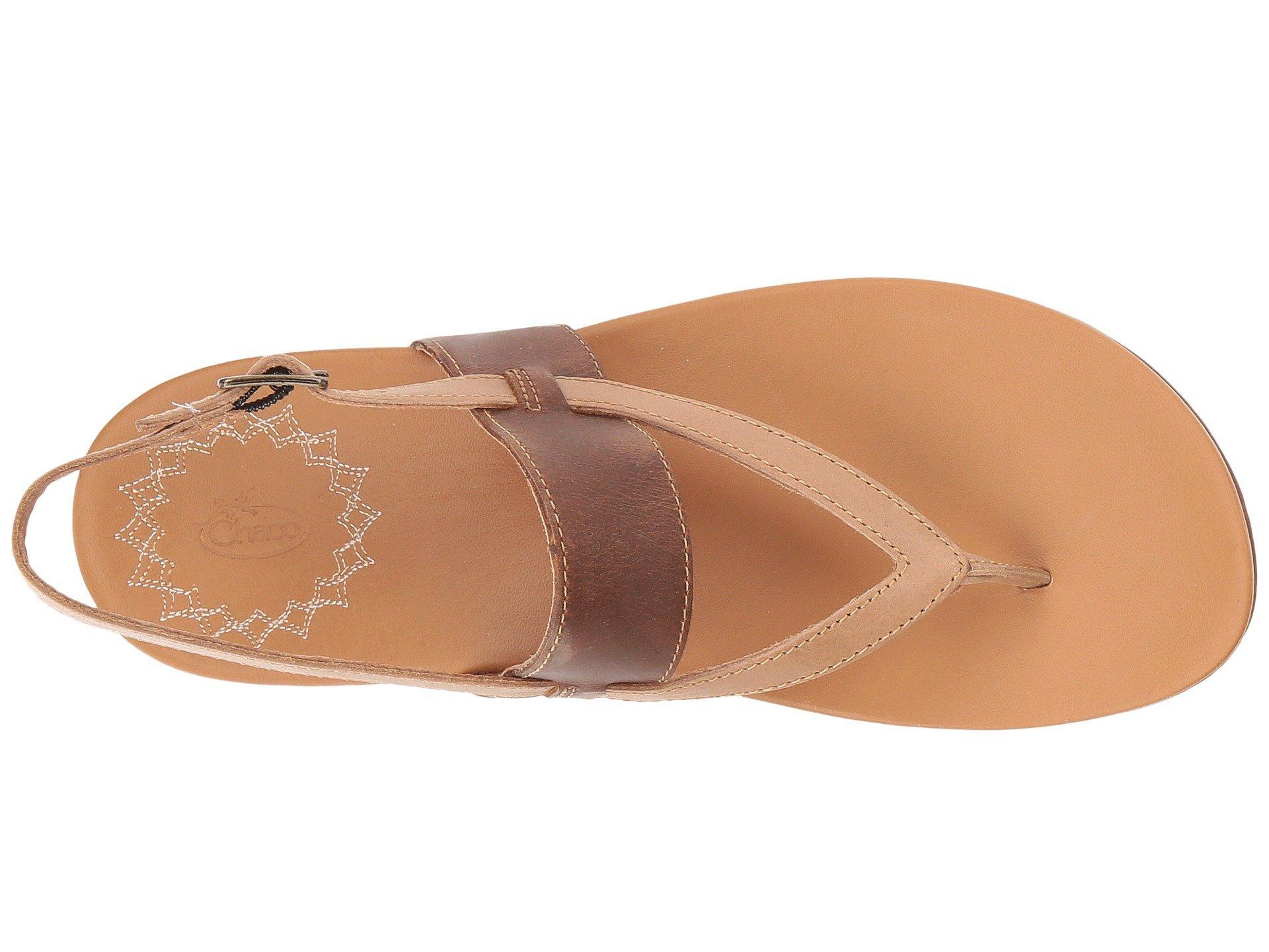 80f794bdd043 Chaco - Brown Maya Ii (black) Women s Sandals - Lyst. View fullscreen