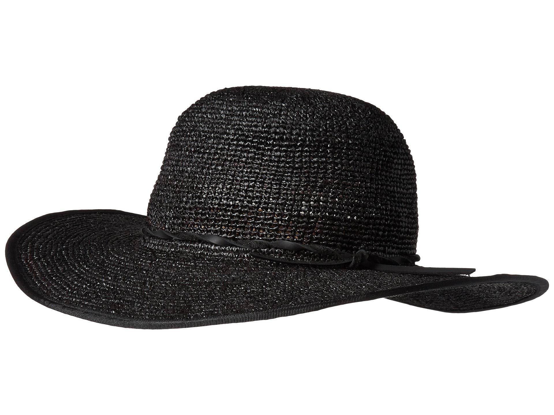 60f68d8ccf1e6 Lyst - Goorin Bros Desert Sun (black) Caps in Black