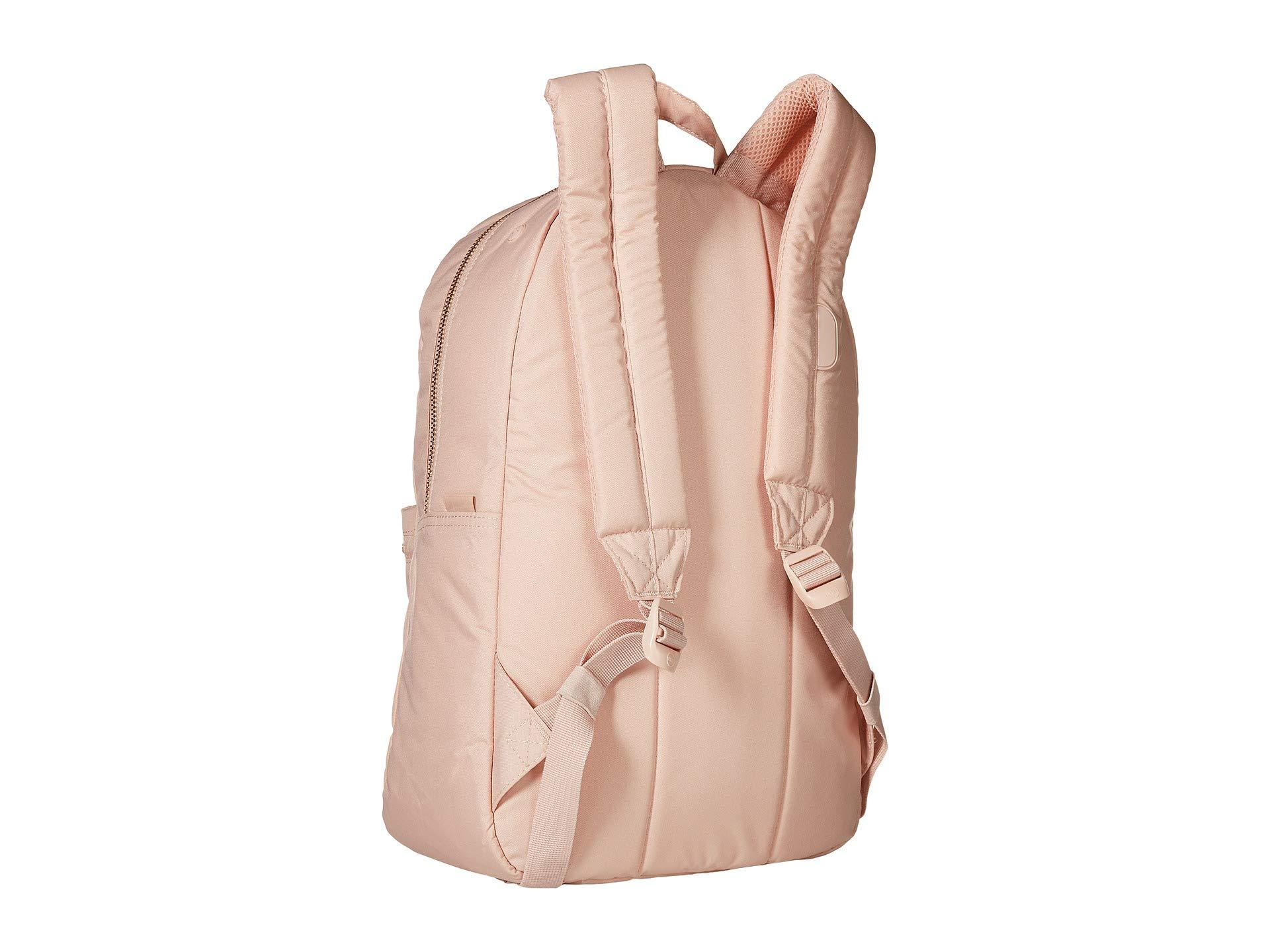 c1526576a19 Herschel Supply Co. - Pink Settlement Light (black) Backpack Bags for Men  -. View fullscreen