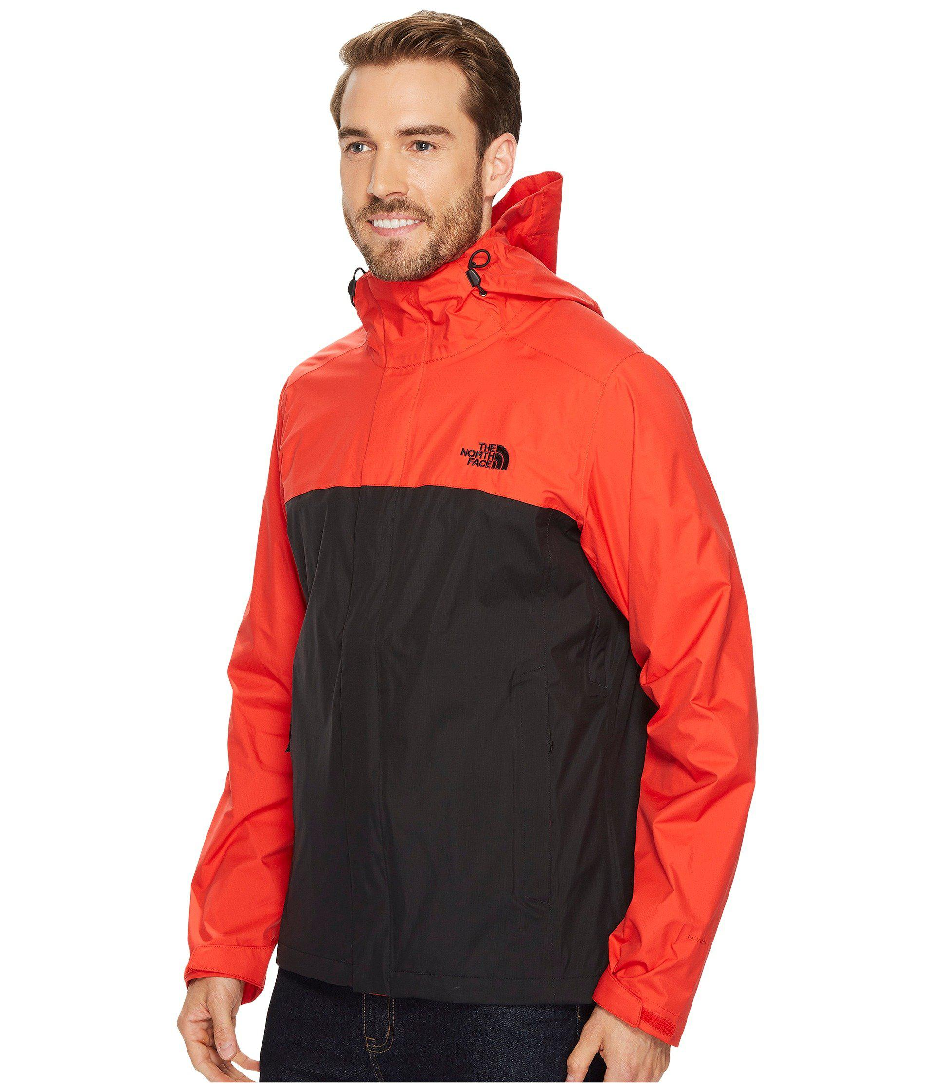 ab97fcde7 low cost north face venture jacket orange 65dbe 6783a