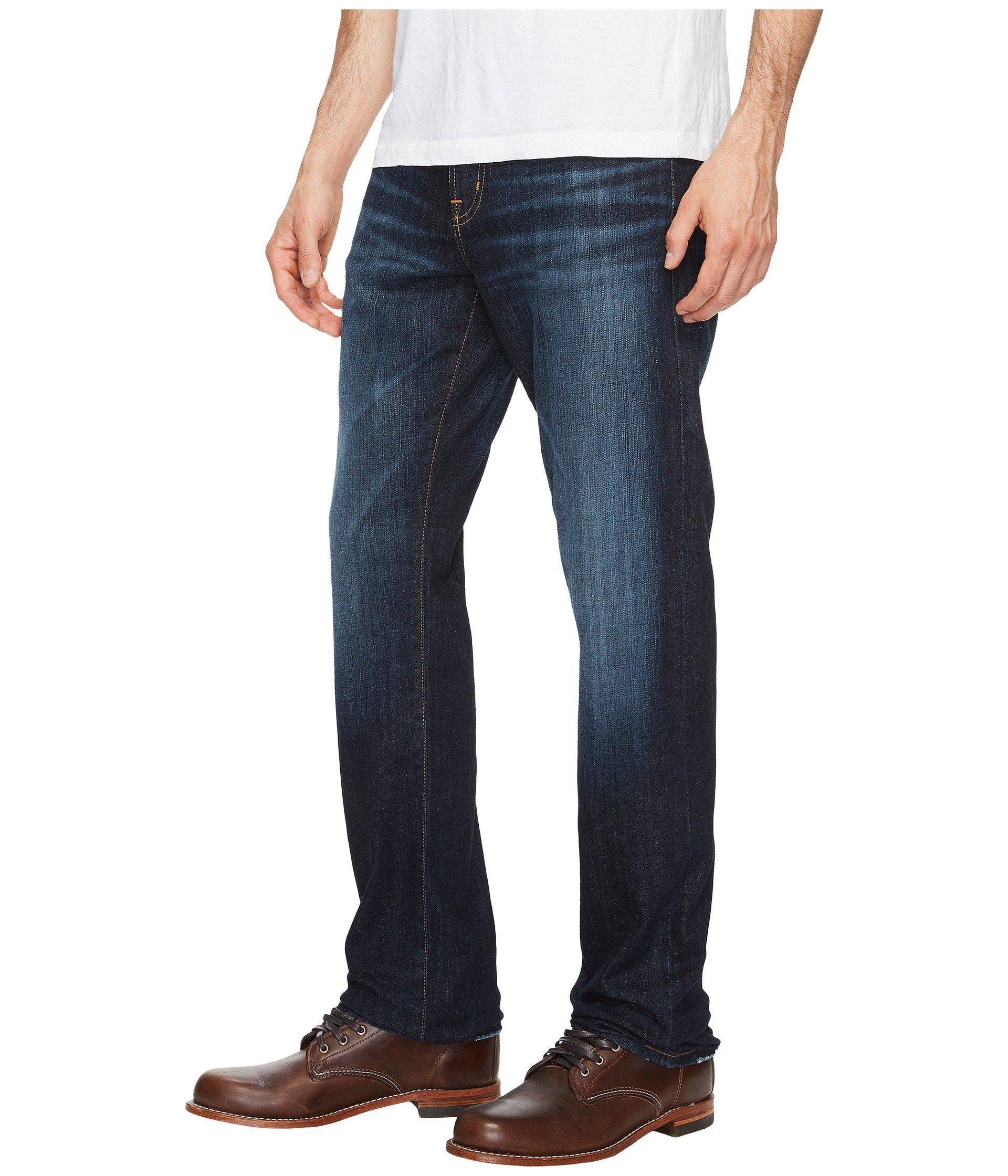 74d5668f75b Lyst - AG Jeans Graduate Tailored Leg Denim In Robinson (robinson) Men s  Jeans in Blue for Men