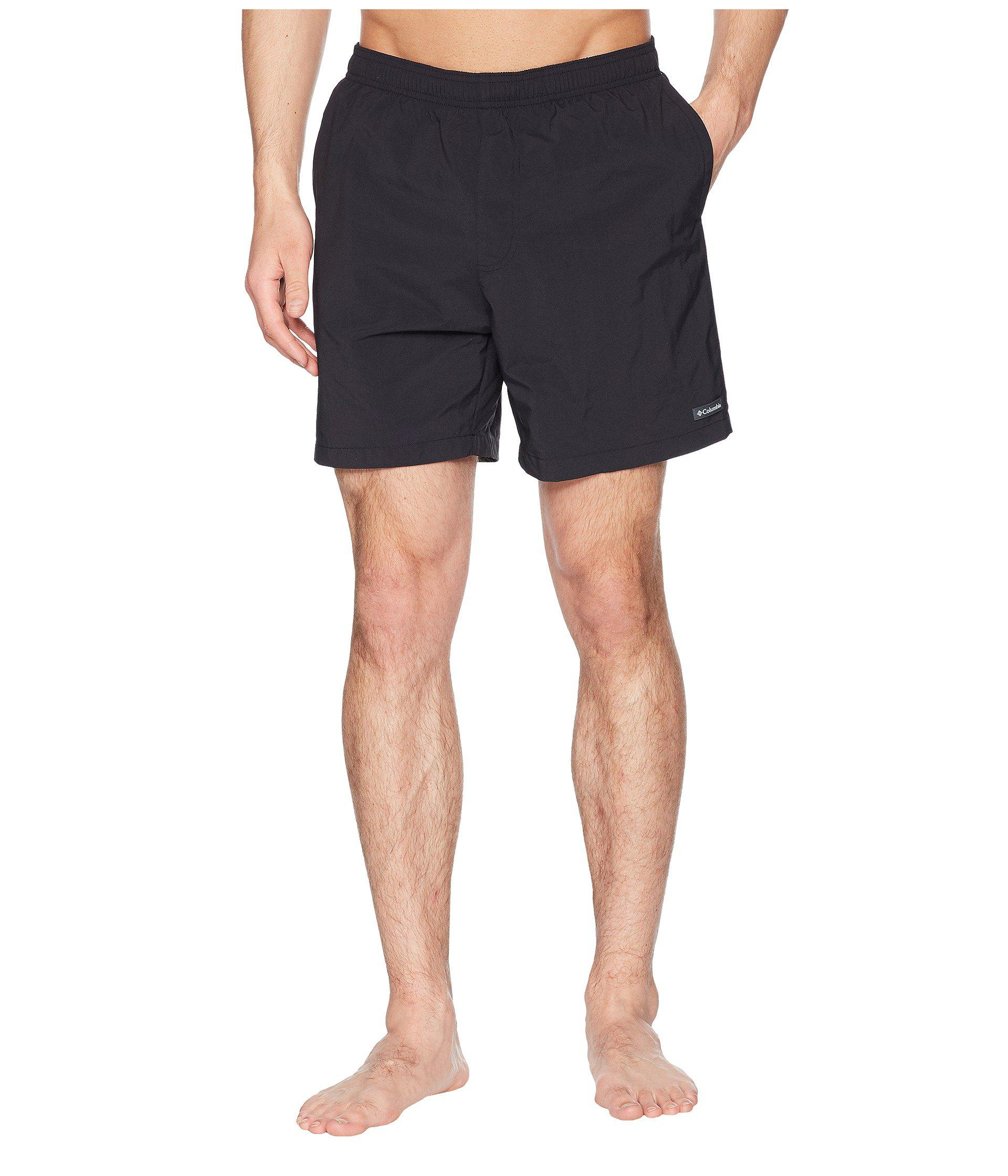 dce0fc2c324 Columbia Roatan Drifter Water Shorts (shark/shark Print) Men's ...