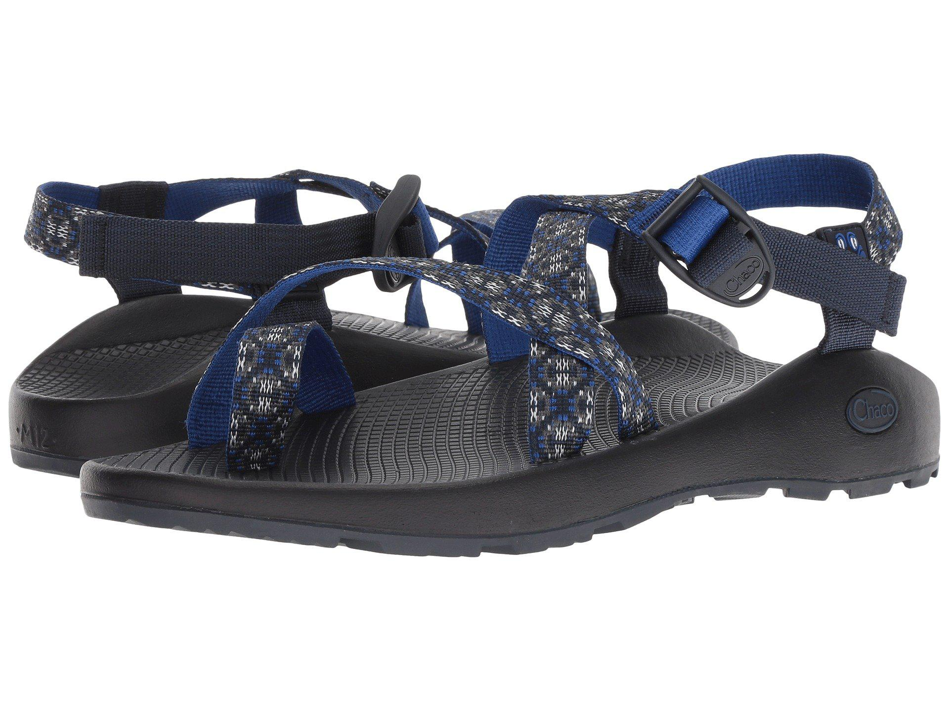 a9adbbcbf0e3 Lyst - Chaco Z 2(r) Classic (stepped Navy) Men s Sandals in Blue