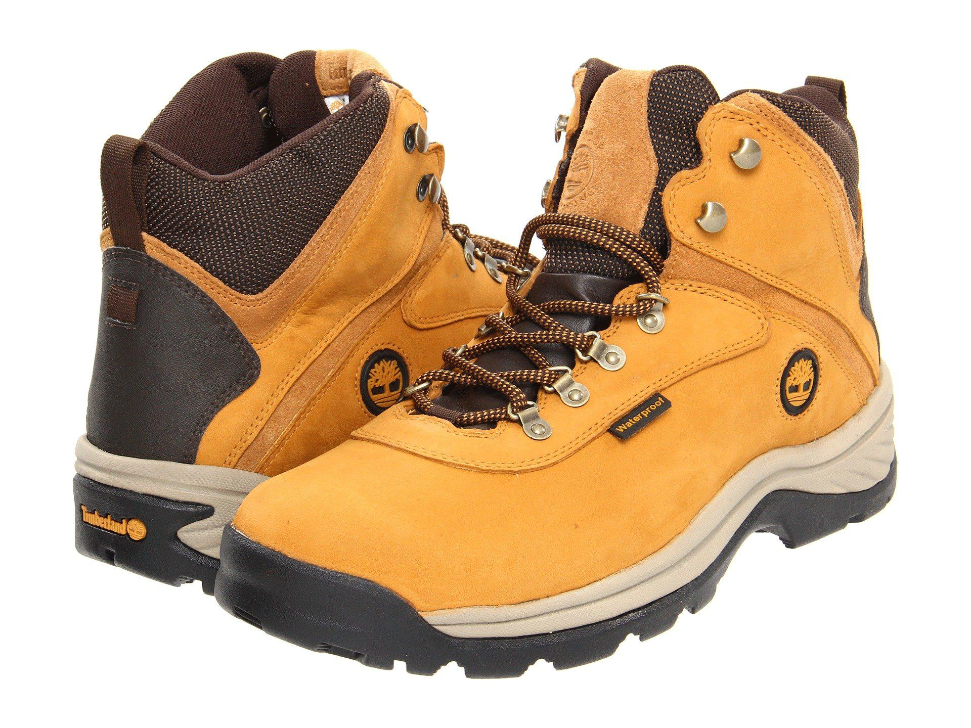 13e4e7aff739 Timberland. Natural White Ledge Mid Waterproof (brown) Men s Hiking Boots