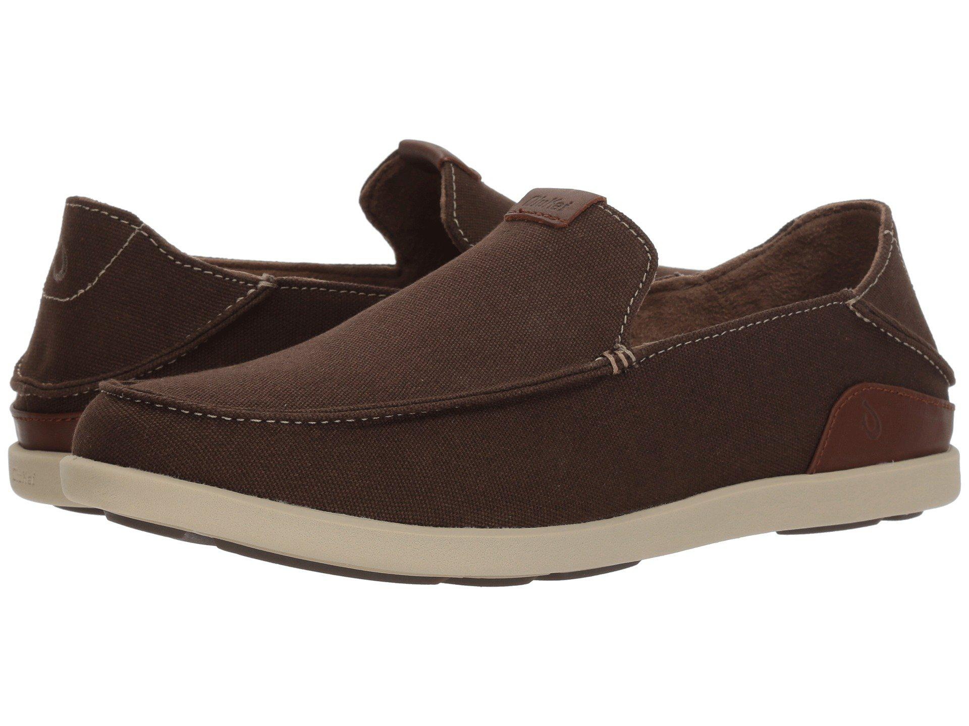 76ef2df1a22b Lyst - Olukai Manoa Slip-on (clay toffee) Men s Slip On Shoes in ...