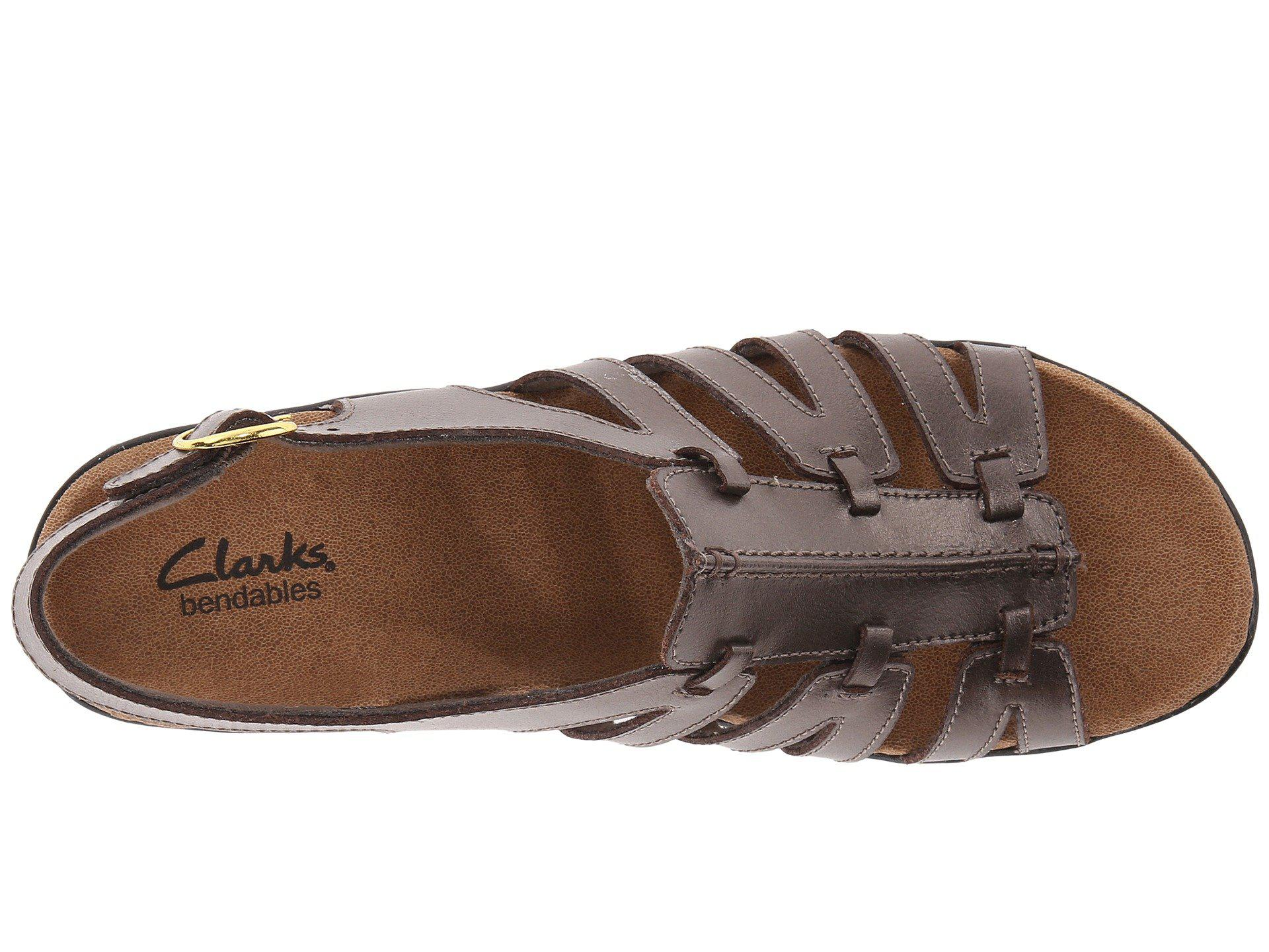 8cc62d491 Clarks - Metallic Lexi Marigold Q (white Leather) Women s Sandals - Lyst.  View fullscreen
