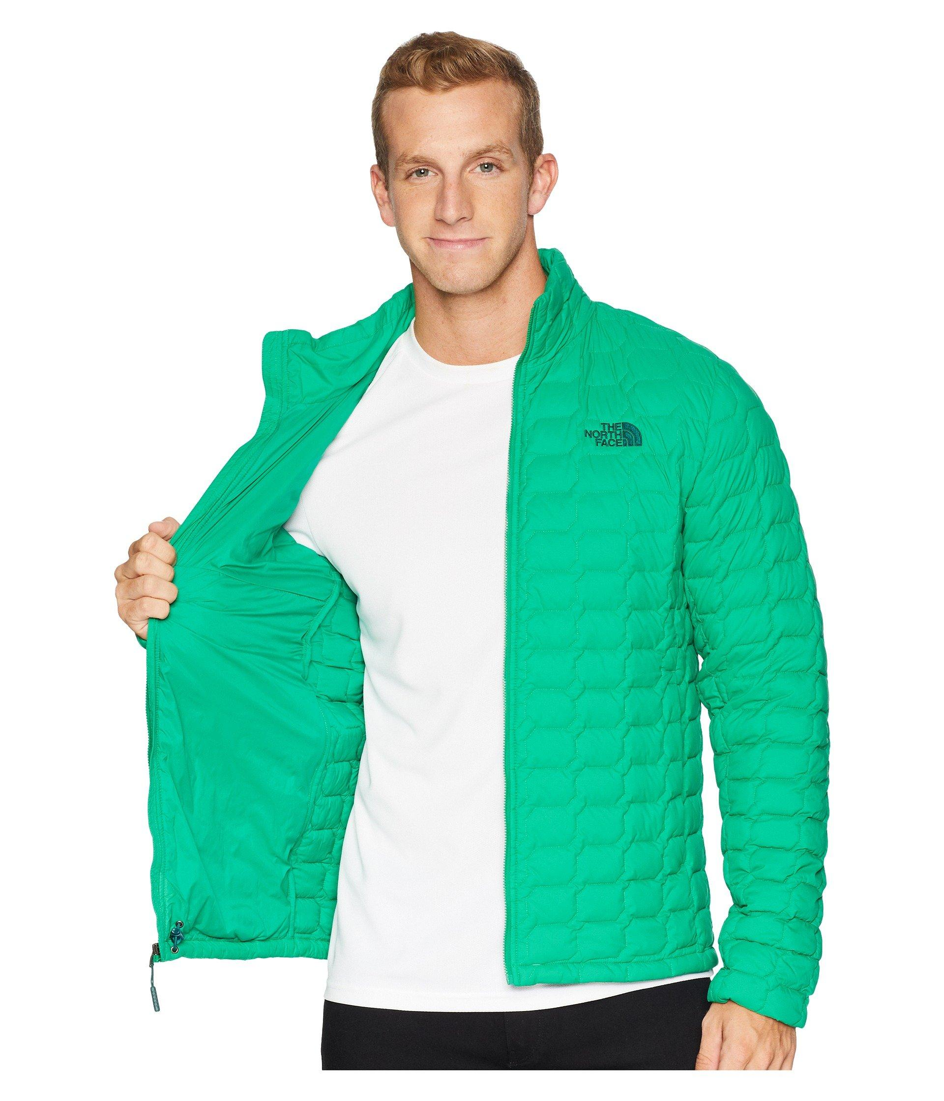 321f2f42ad The North Face Thermoball Jacket (zion Orange Matte) Men's Coat in ...