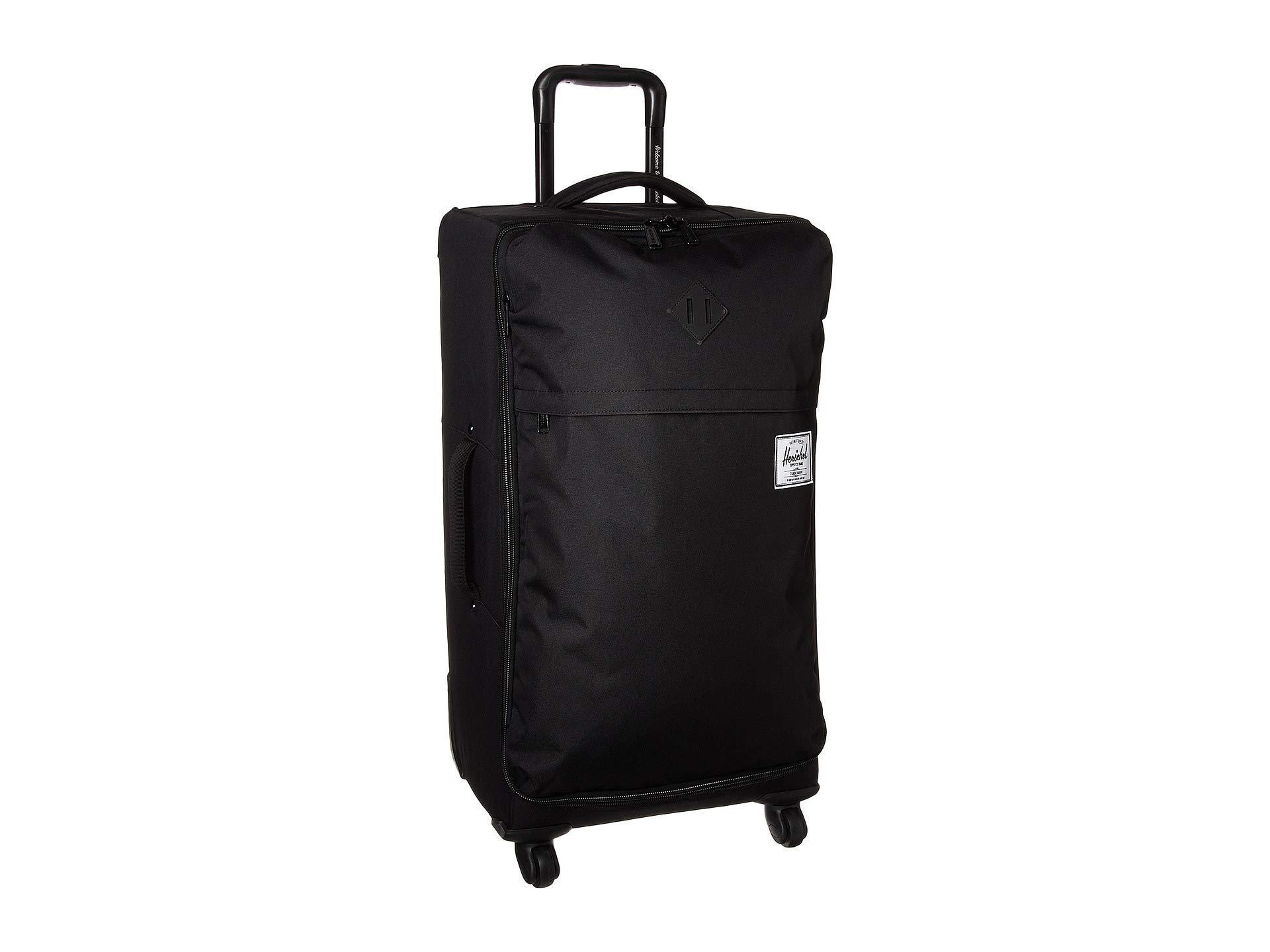 fd2e6133408 Herschel Supply Co. Men s Black Highland Medium (raven Crosshatch) Luggage