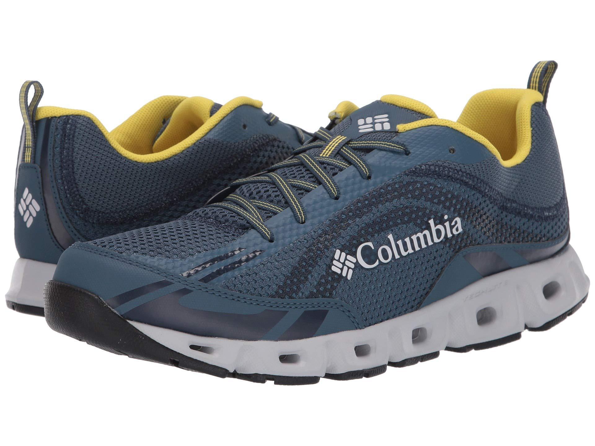 05b4212ee8b7 Columbia - Gray Drainmaker Iv (black lux) Men s Shoes for Men - Lyst. View  fullscreen