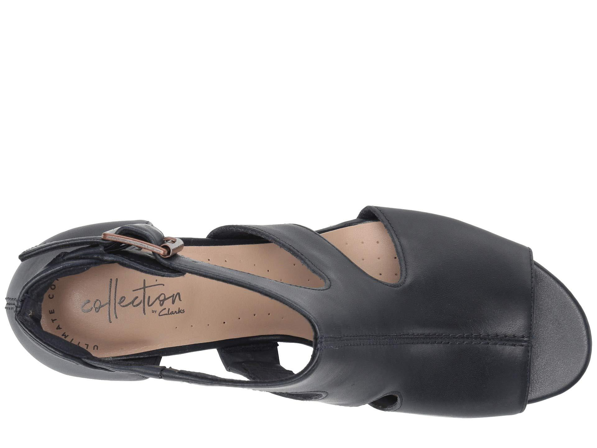 cc8dd6c8dd5f Clarks - Multicolor Deva Heidi (tan Leather) High Heels - Lyst. View  fullscreen