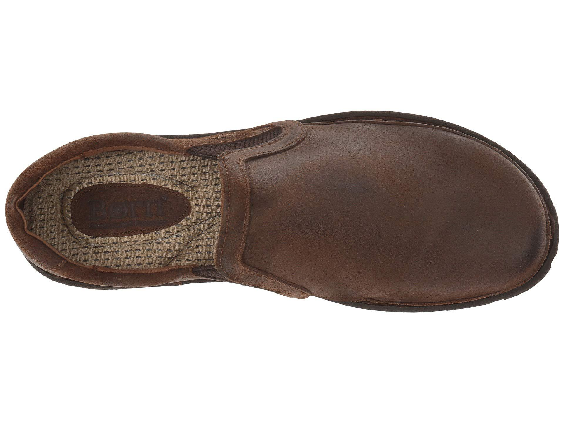 48c47bcdf96d3 Born - Brown Sawyer (timber) Men s Slip On Shoes for Men - Lyst. View  fullscreen