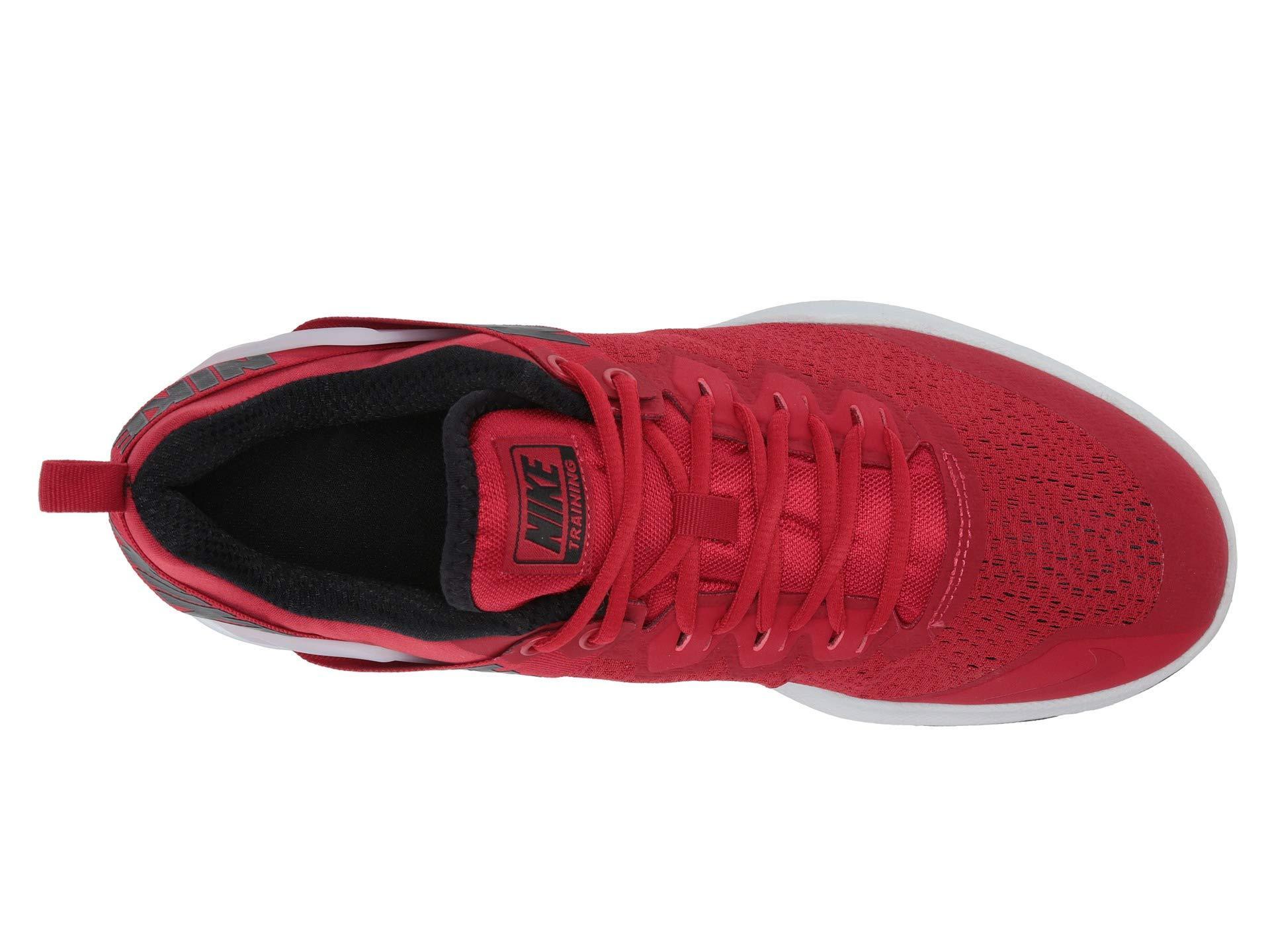 6d2b8f0109722 Nike - Red Zoom Domination Tr 2 (black white) Men s Cross Training Shoes.  View fullscreen