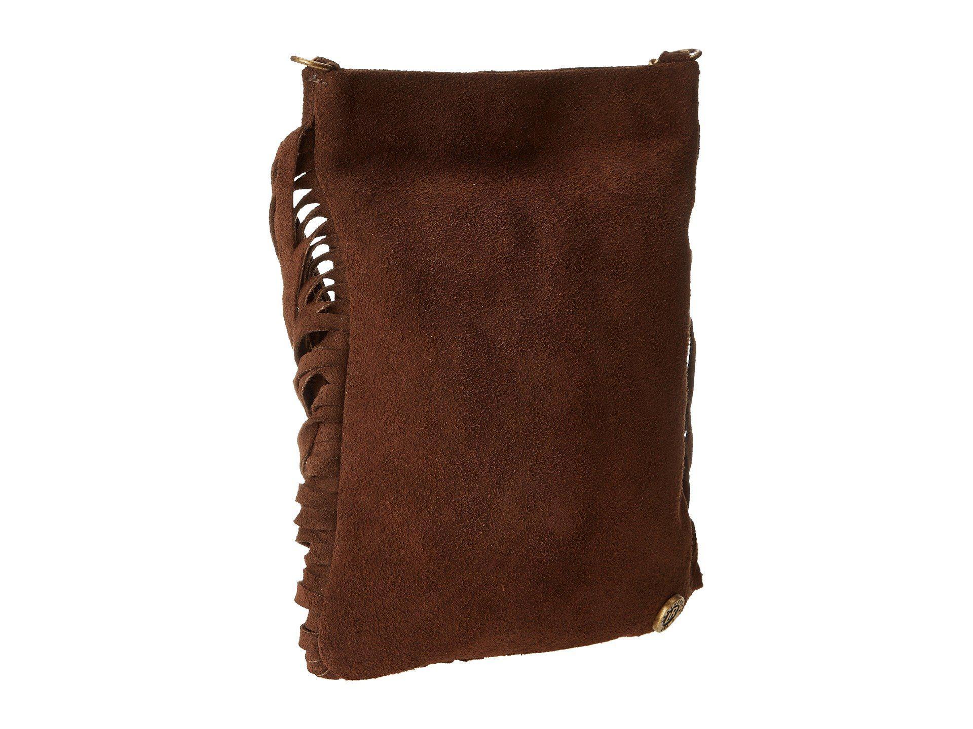 Leatherock CP59 (Split Brown/Amber) Handbags DUgr67g