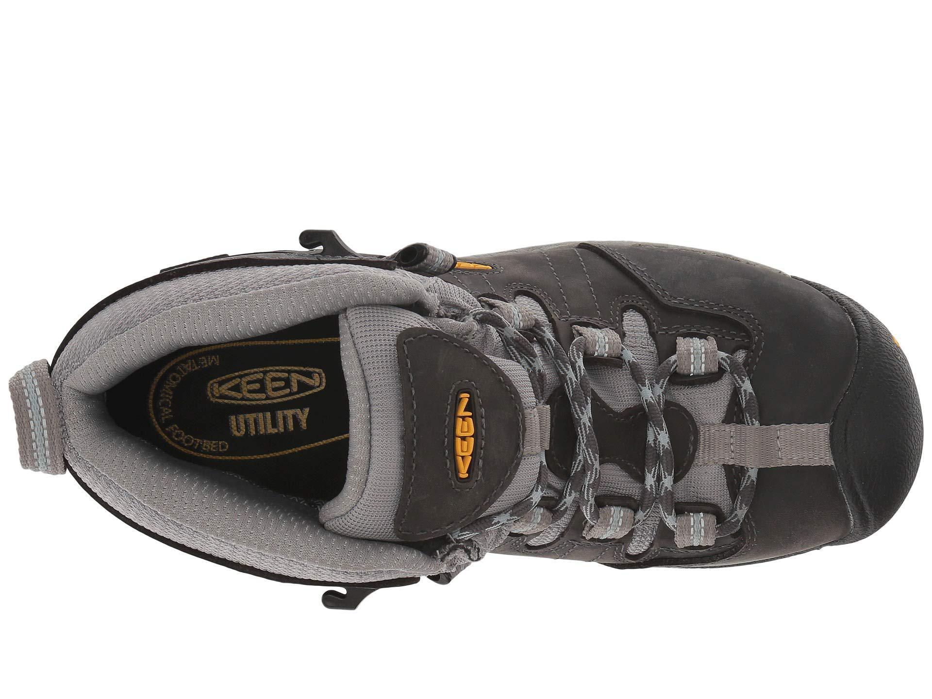 4d0d4d27cbaf Keen Utility - Detroit Xt Mid Soft Toe Waterproof (magnet sterling Blue)  Women s. View fullscreen