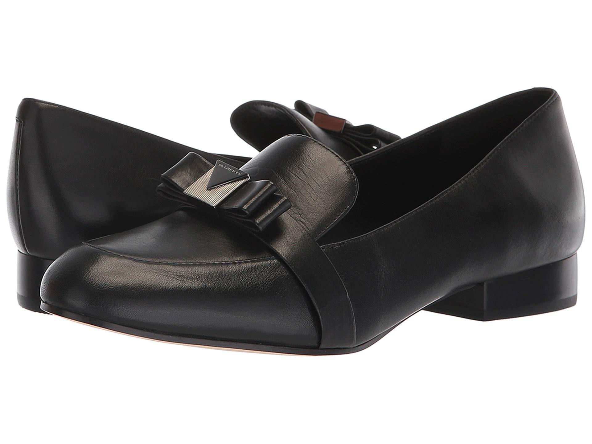 ab57215b058 Lyst - MICHAEL Michael Kors Caroline Loafer (black Smooth Calf ...