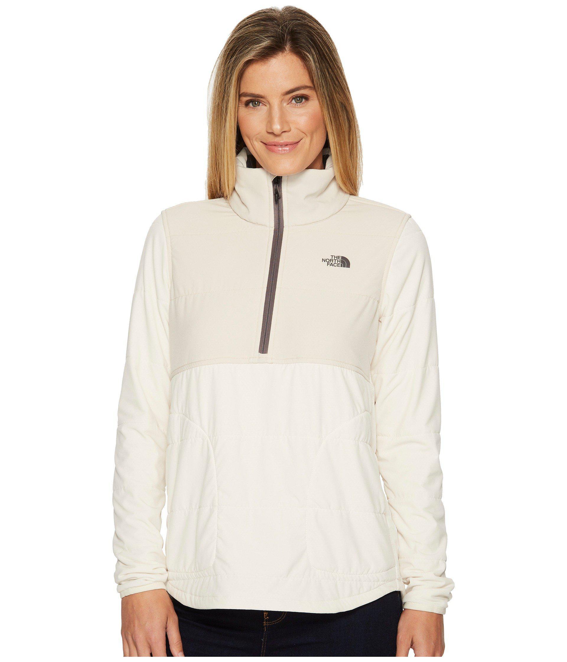 00f3b774e925 Lyst - The North Face Mountain Sweatshirt 1 4 Zip (mid Grey asphalt ...
