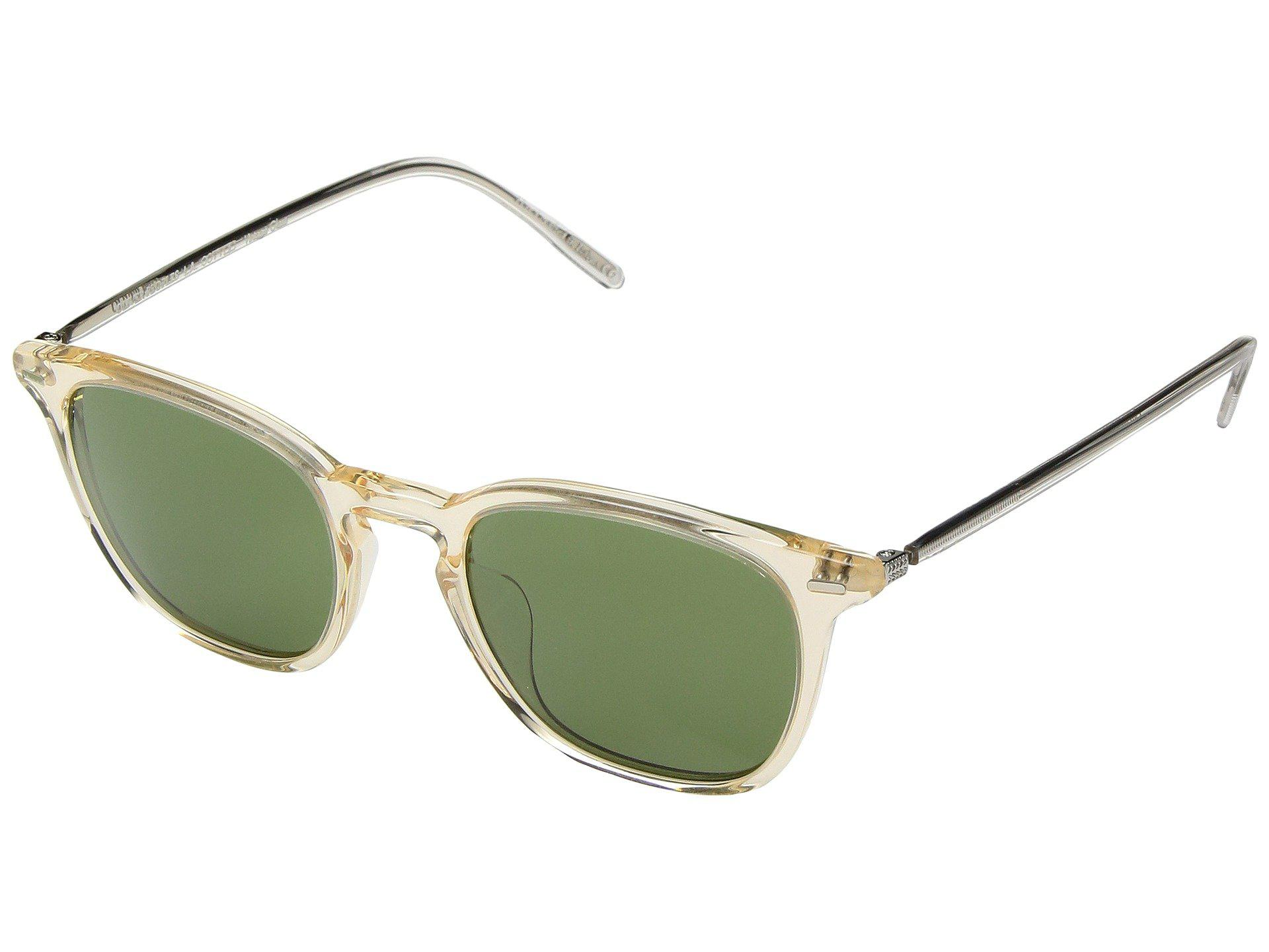 9057c78d00 Lyst - Oliver Peoples Heaton (black grahpite Polarized) Fashion ...
